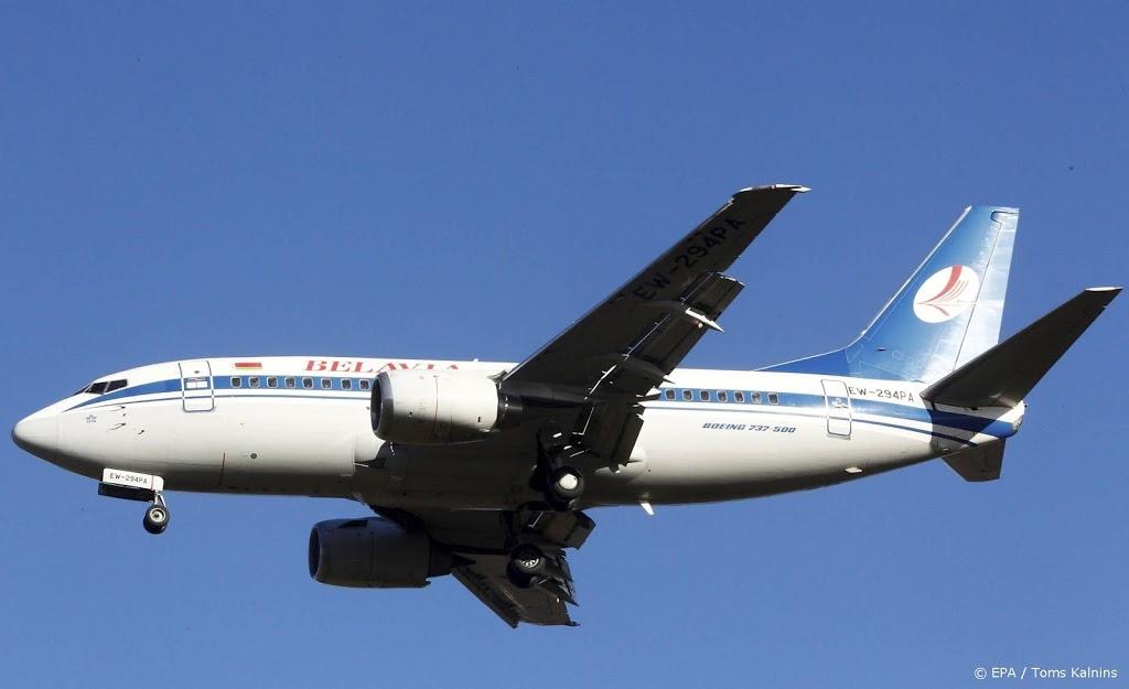 EU bereidt sancties voor tegen luchtvaartmaatschappij Belarus
