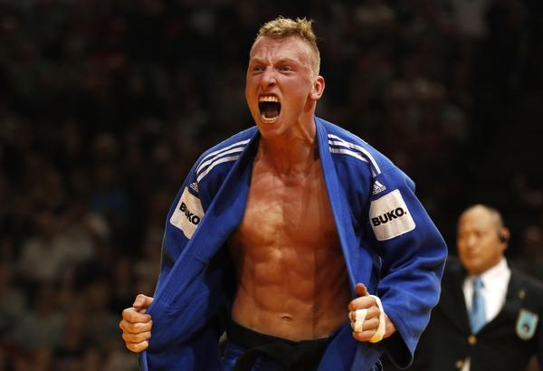 Judoka Frank de Wit gaat voor eerste titel bij senioren