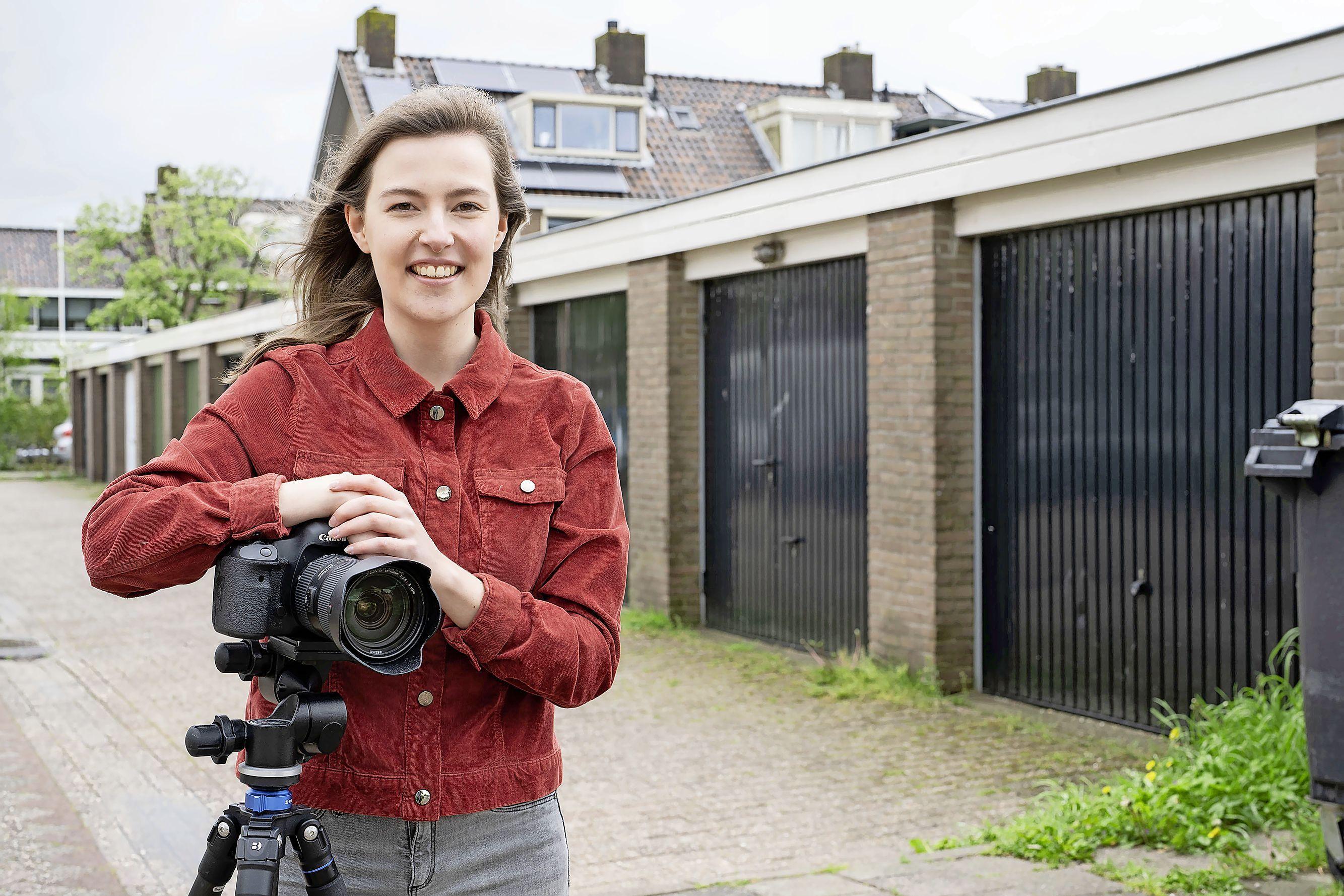 Fotografe Rosalie van der Does maakt serie Opslag Verliefd over de Nederlandse garagebox: 'Ik ben eigenlijk, net zoals veel garage-eigenaren, een beetje een verzamelaar'