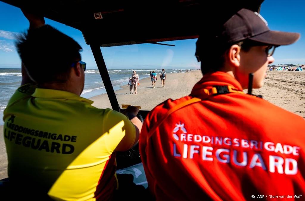 Reddingsbrigade: nog steeds oppassen in zee