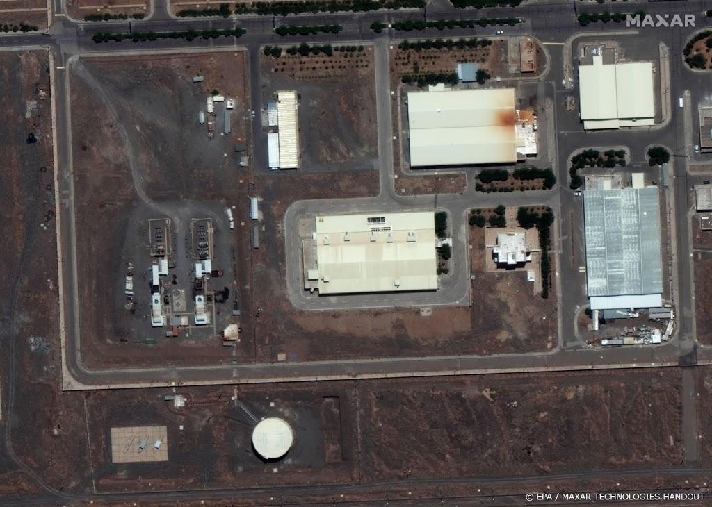 Iran bijna klaar voor verrijking van uranium tot 60 procent