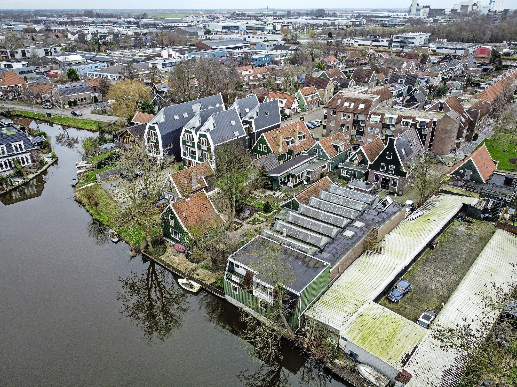 Appartementen Krommenie voldoen niet aan Bouwbesluit: 'Zaanstad had geen vergunning moeten verlenen'