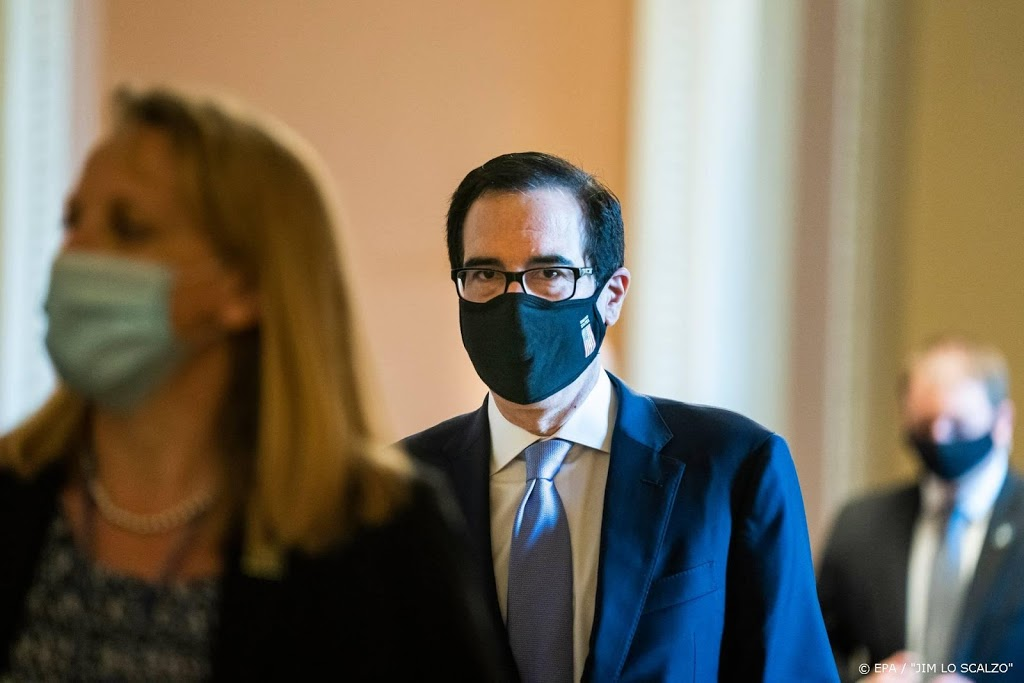 Minister adviseert Trump coronasteun per decreet na patstelling