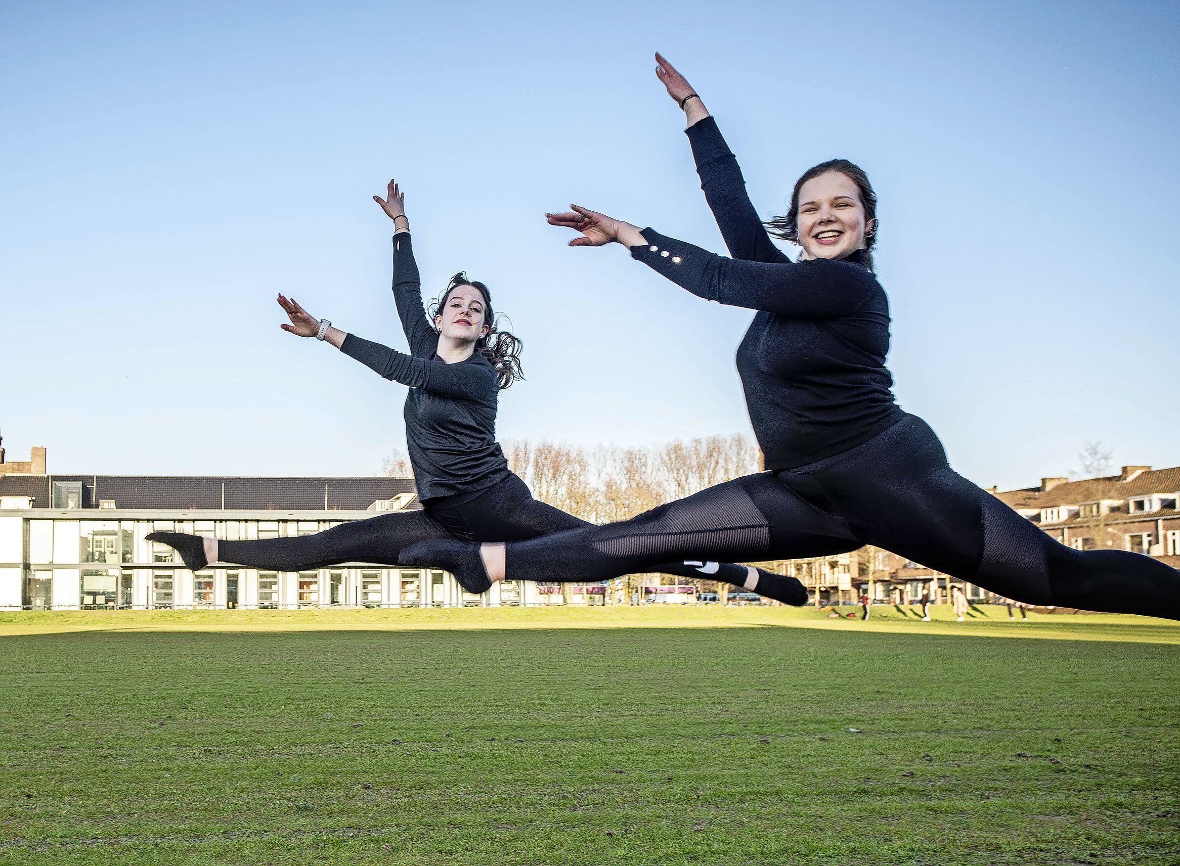 Jaarlijks stromen tientallen leerlingen van Danceworks Velsen door. Pirita Alderliefste: 'Een groot compliment is dat de vakopleidingen onze naam inmiddels herkennen'