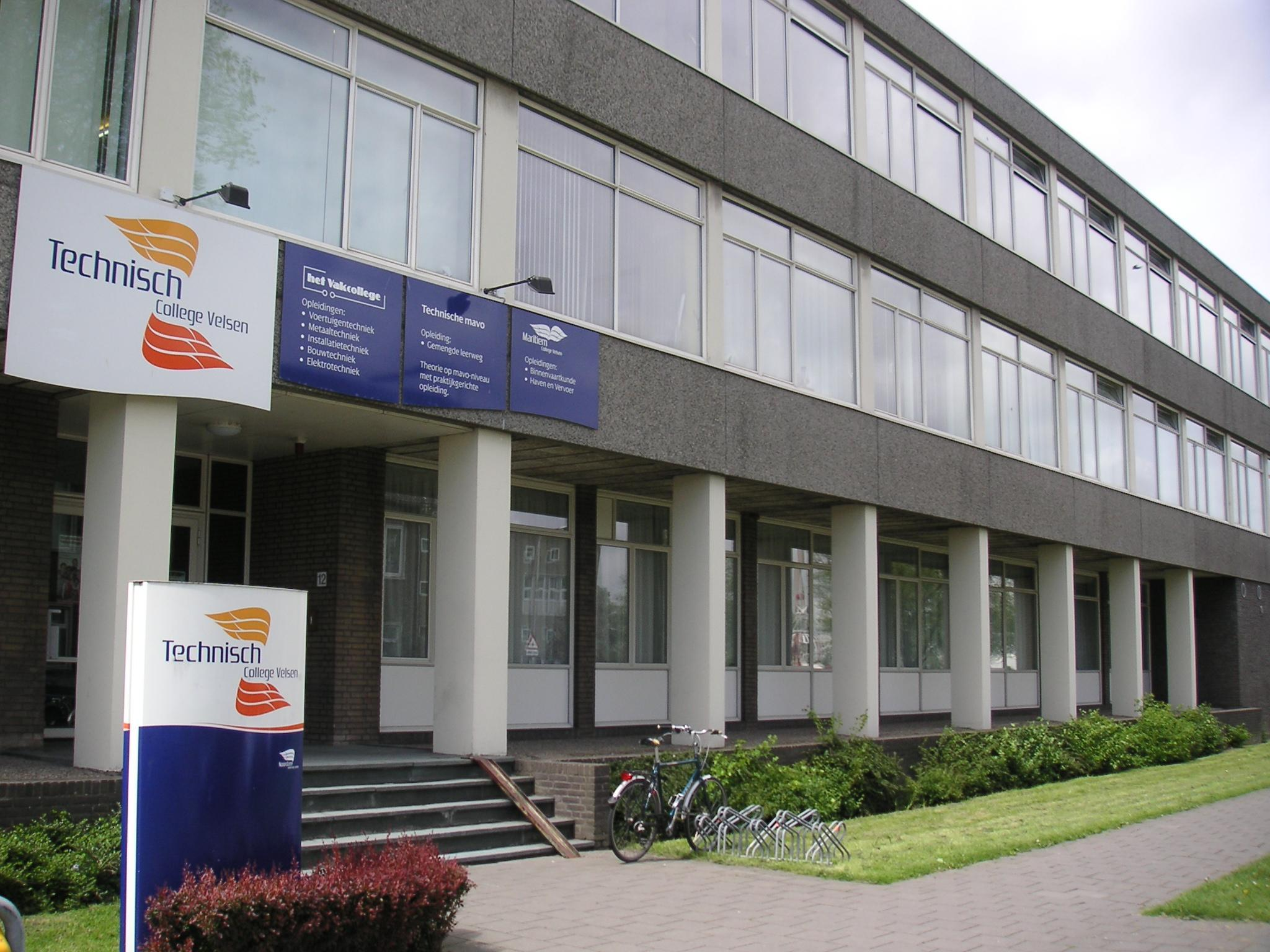 Leerling met corona op Technisch College Velsen in IJmuiden; acht leerlingen in quarantaine