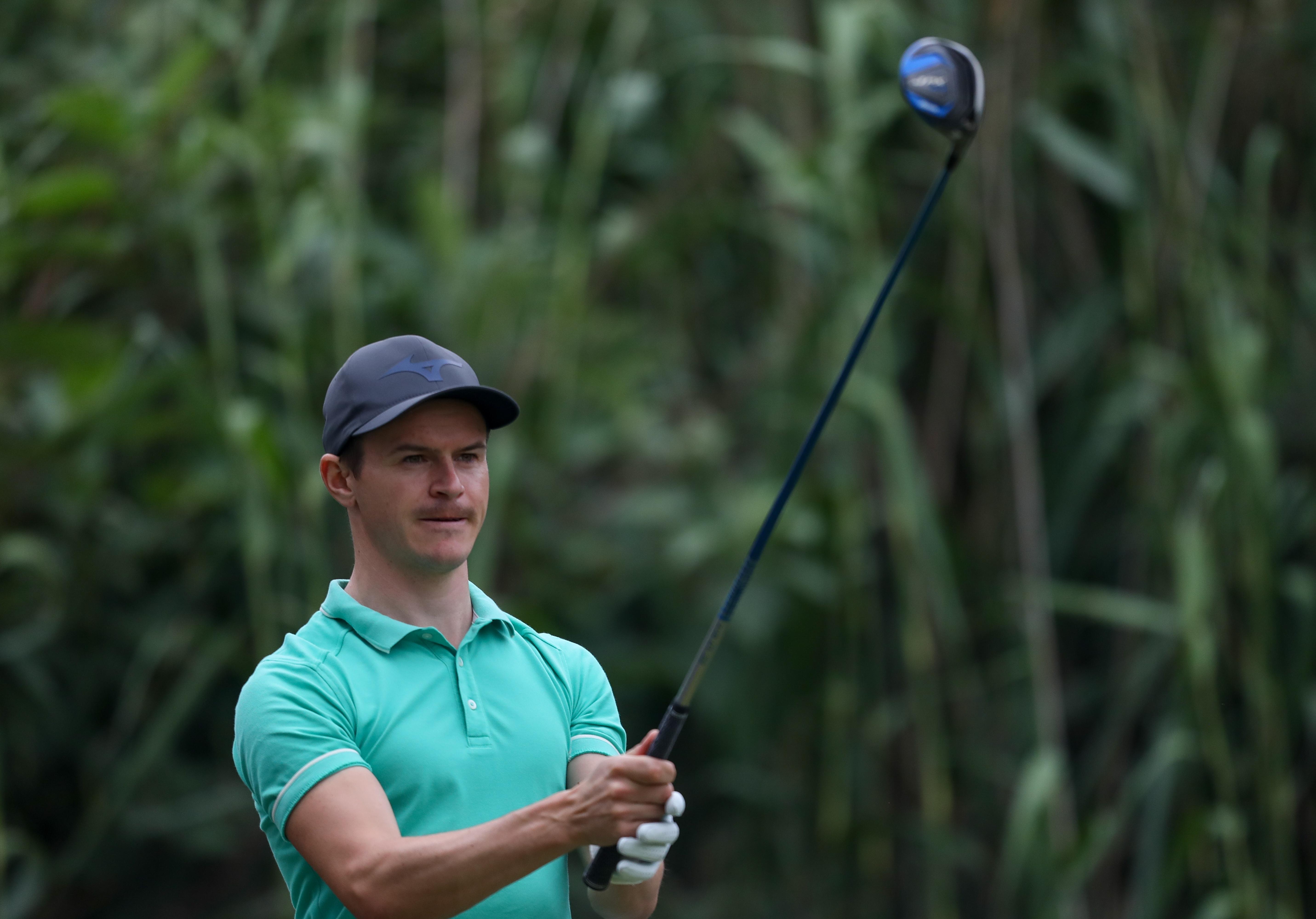 Golfer Daan Huizing ziet ondanks ontbreken uitschieter winst in gek coronaseizoen: 'Ik zit niet ver van de top. Als de laatste puzzelstukjes óók op hun plek vallen, kan ik die stap maken'