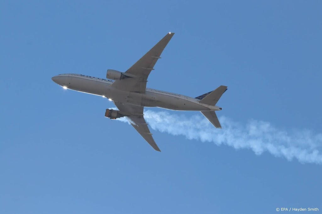 Boeing 777 maakt noodlanding in Moskou om problemen met motor