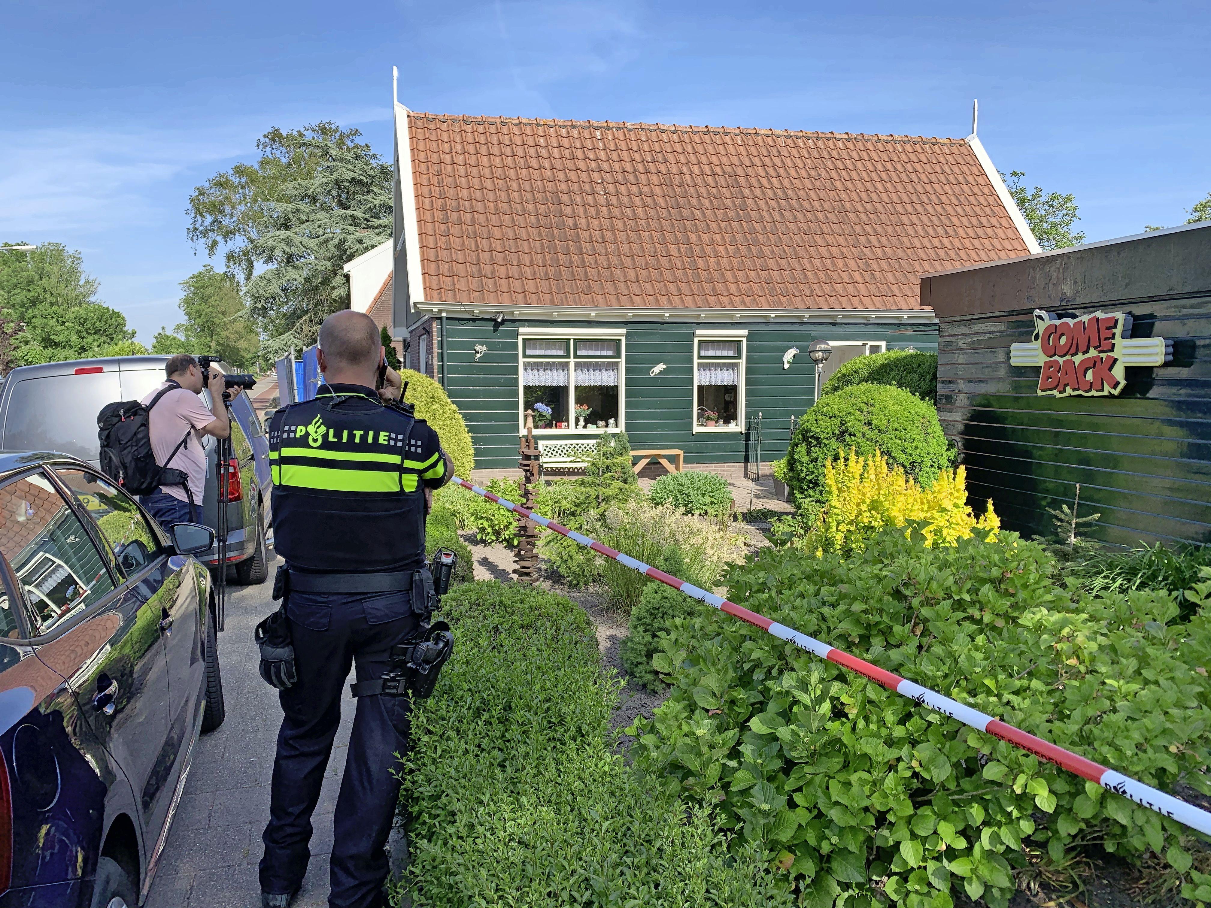 Politie onderzoekt tips na de gewelddadige dood Sjaak Groot. Stoffelijk overschot nog steeds niet vrijgegeven
