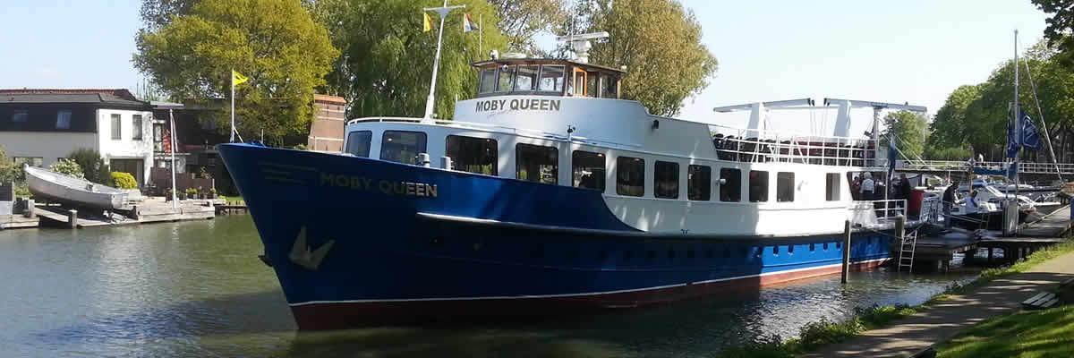 Rederij Tisset vaart corona-proof uit met Moby Queen
