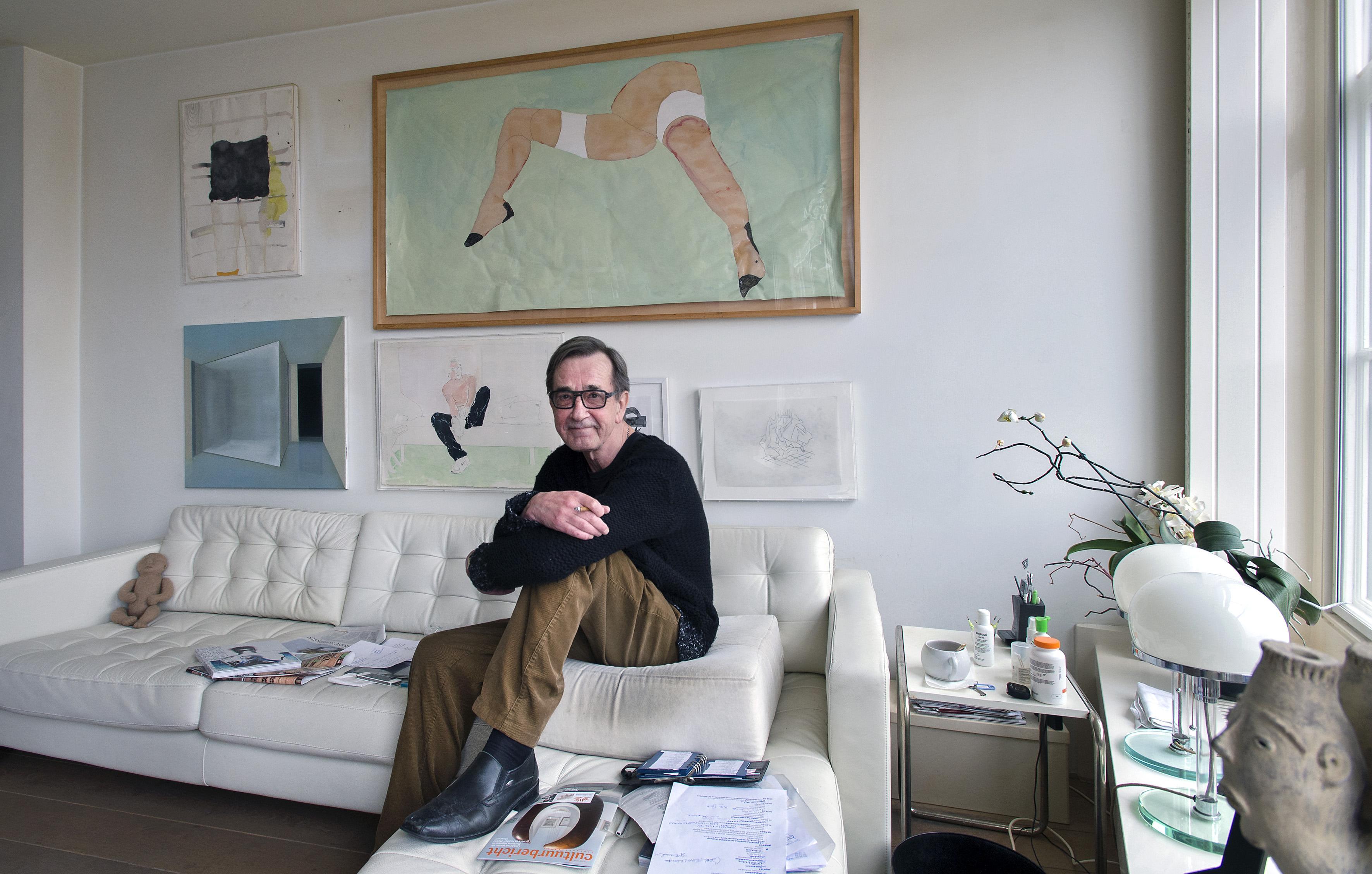 Erfenis Bart Spoorenberg voor Teylers Museum: Fonds maakt regelmatige aankoop moderne kunst mogelijk