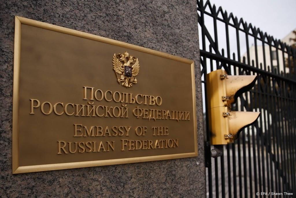 VS zetten 10 Russen uit als straf voor beïnvloeding verkiezingen