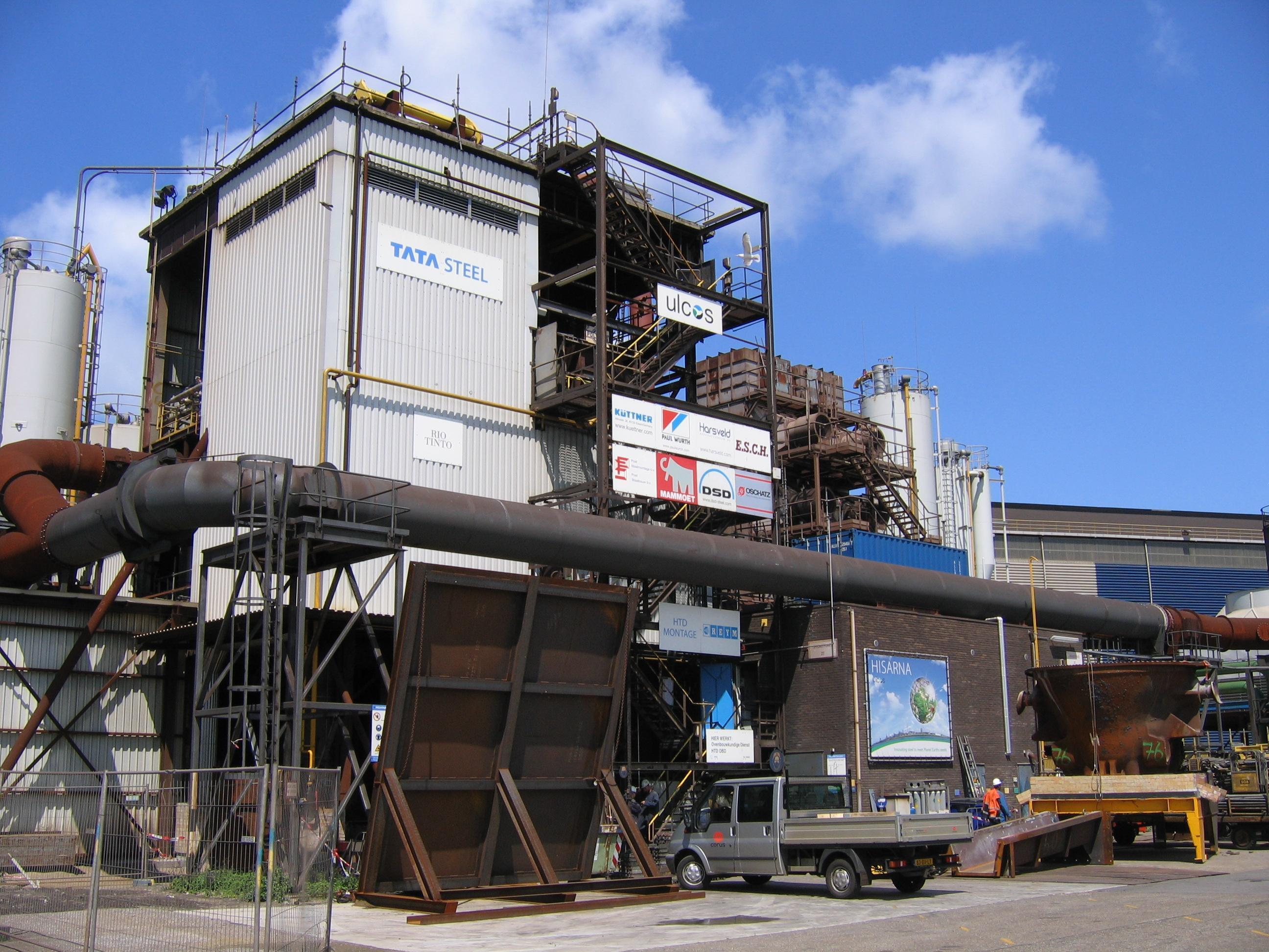 Game changer voor de staalindustrie moet plaatsnemen in de wachtkamer