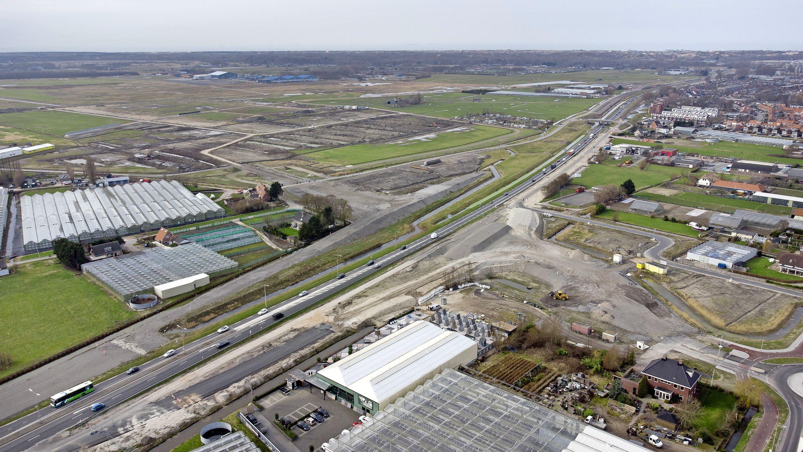 Kwekers niet gelukkig met nieuwe ontsluiting Valkenburgse glastuinbouwgebieden: 'Bang dat er ongelukken gebeuren'