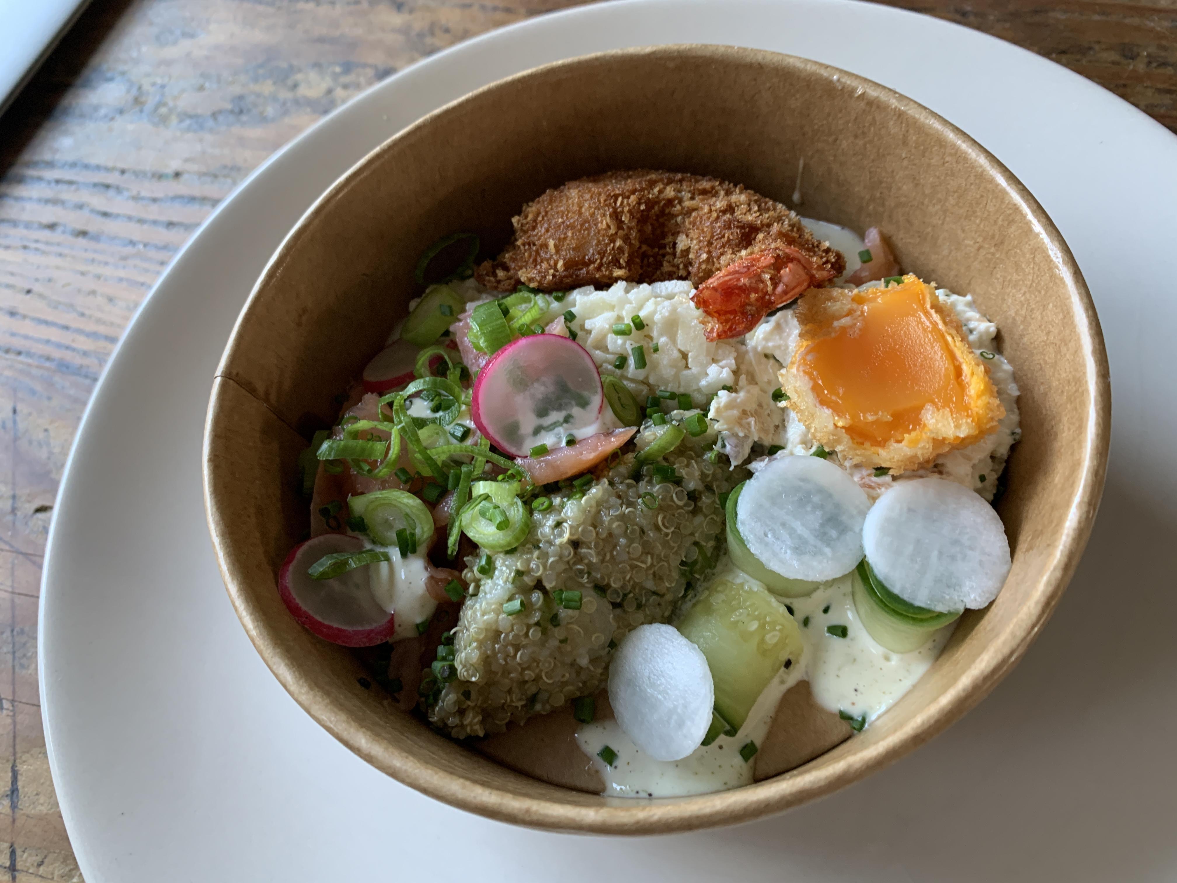Recensie Over de Tong | Restaurant De Jonker in Oegstgeest laat ons bij het afhalen opnieuw juichen