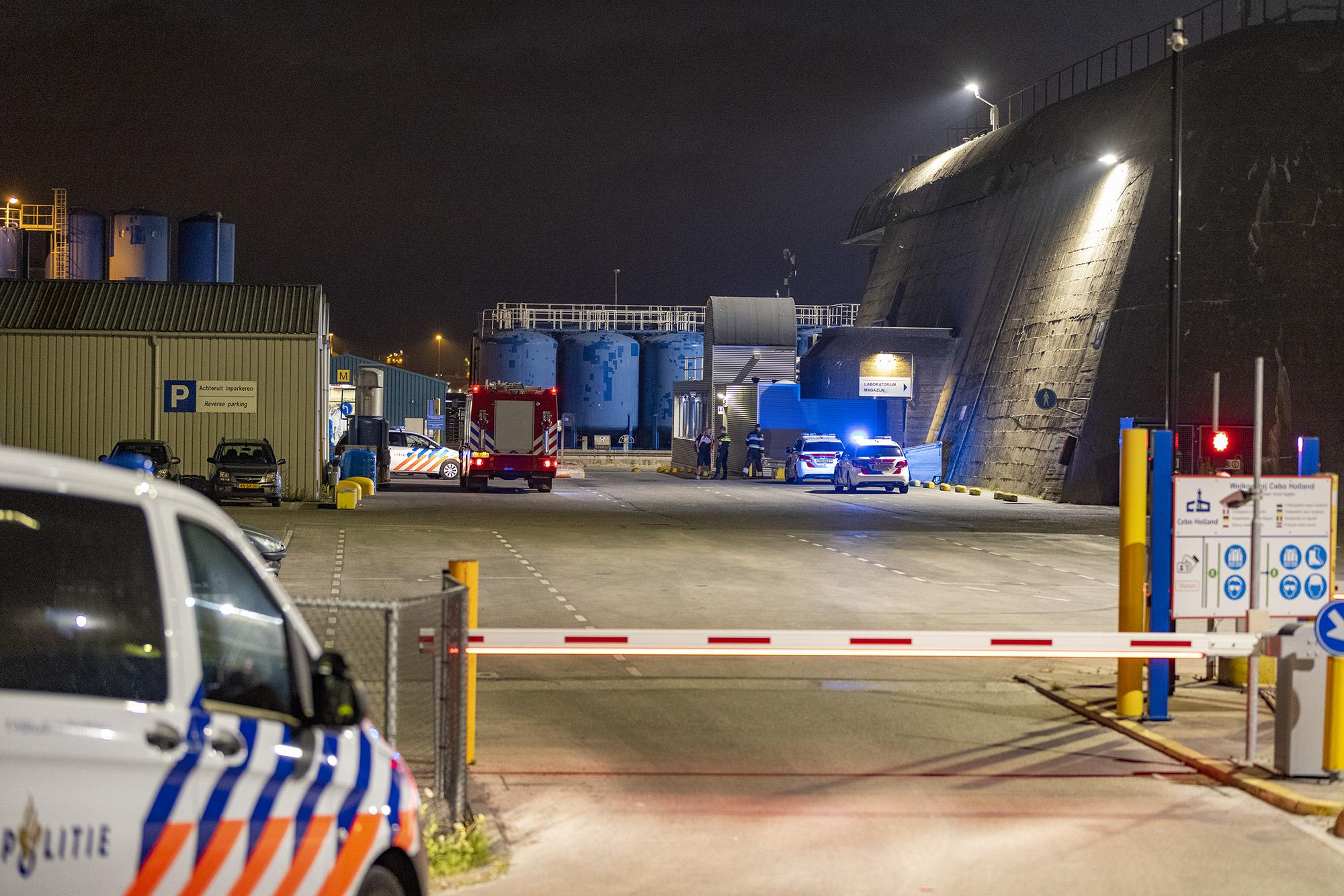 Slachtoffer bedrijfsongeval bij Cebo IJmuiden overleden