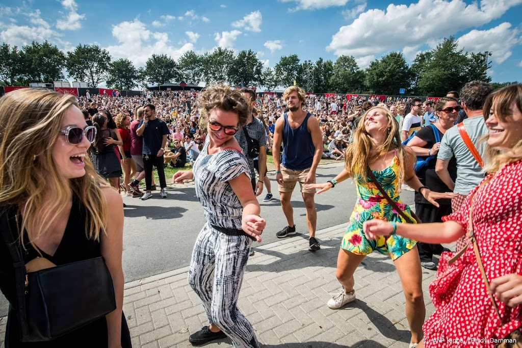 Al meer dan 1000 coronabesmettingen op Utrechts festival Verknipt
