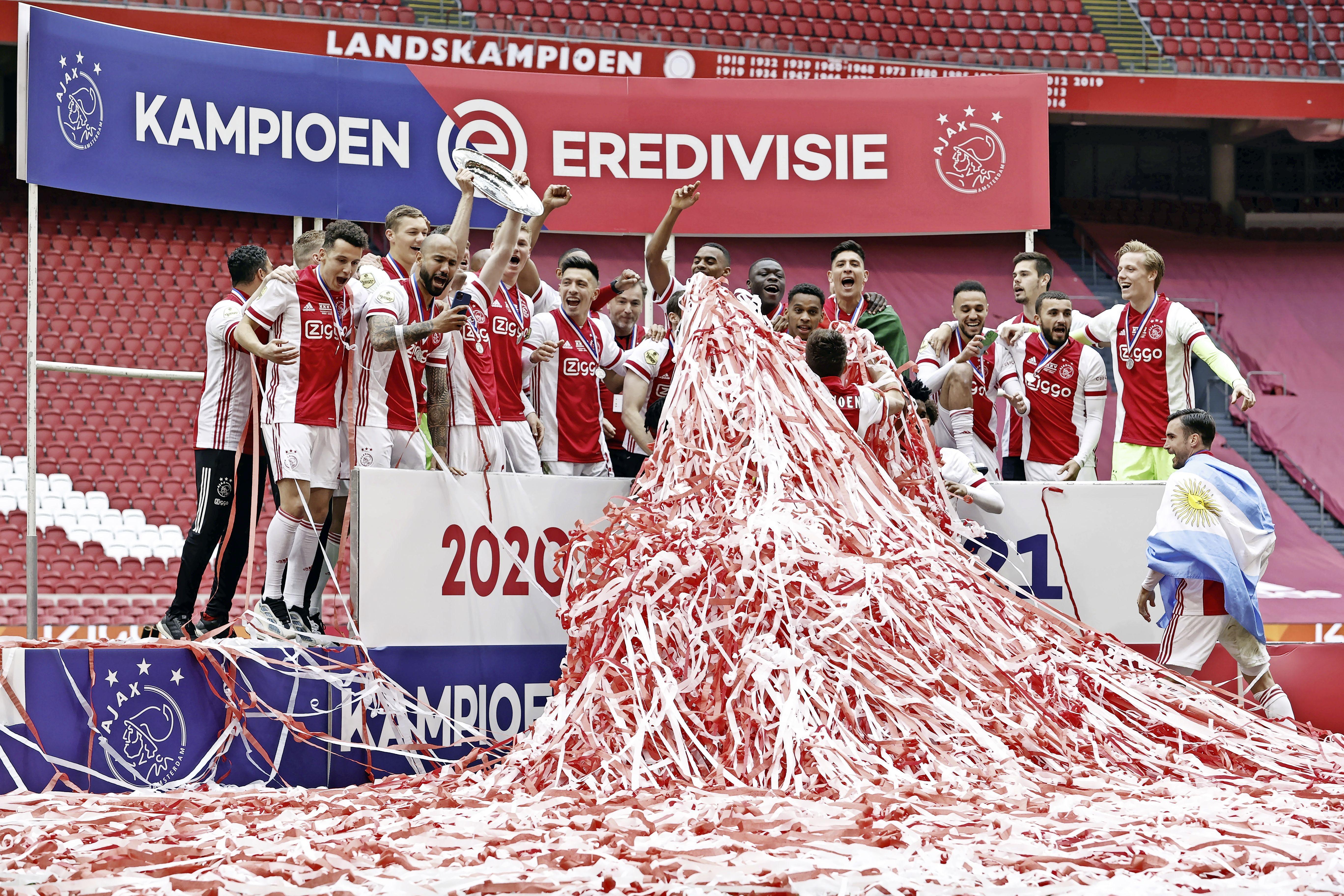 Advocaat: 'Feyenoord gaat geen erehaag vormen voor Ajax'