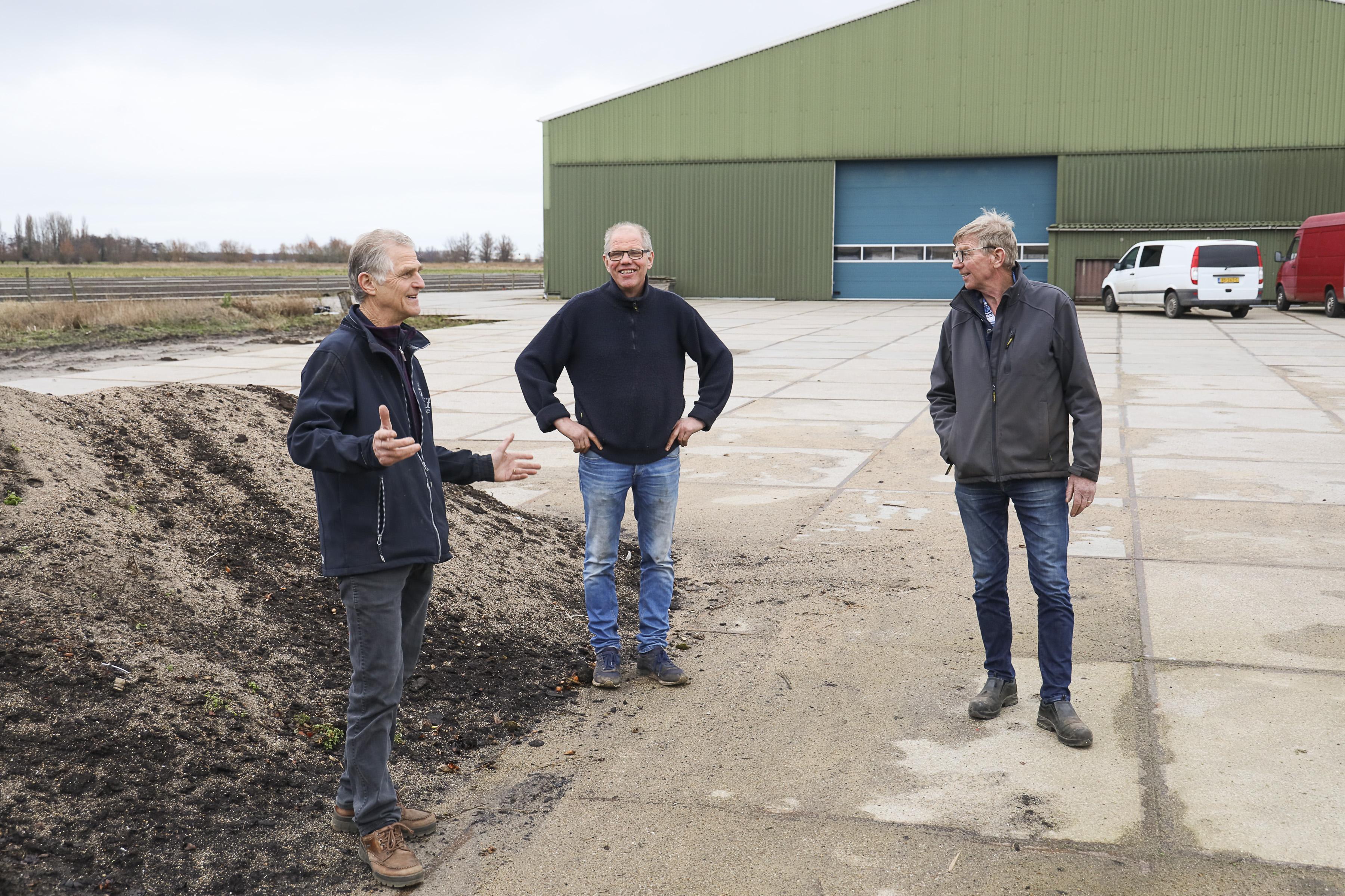 Nieuwe wijk in Lutjebroek: honderden huizen op grond bollenbedrijf Groot-Vriend