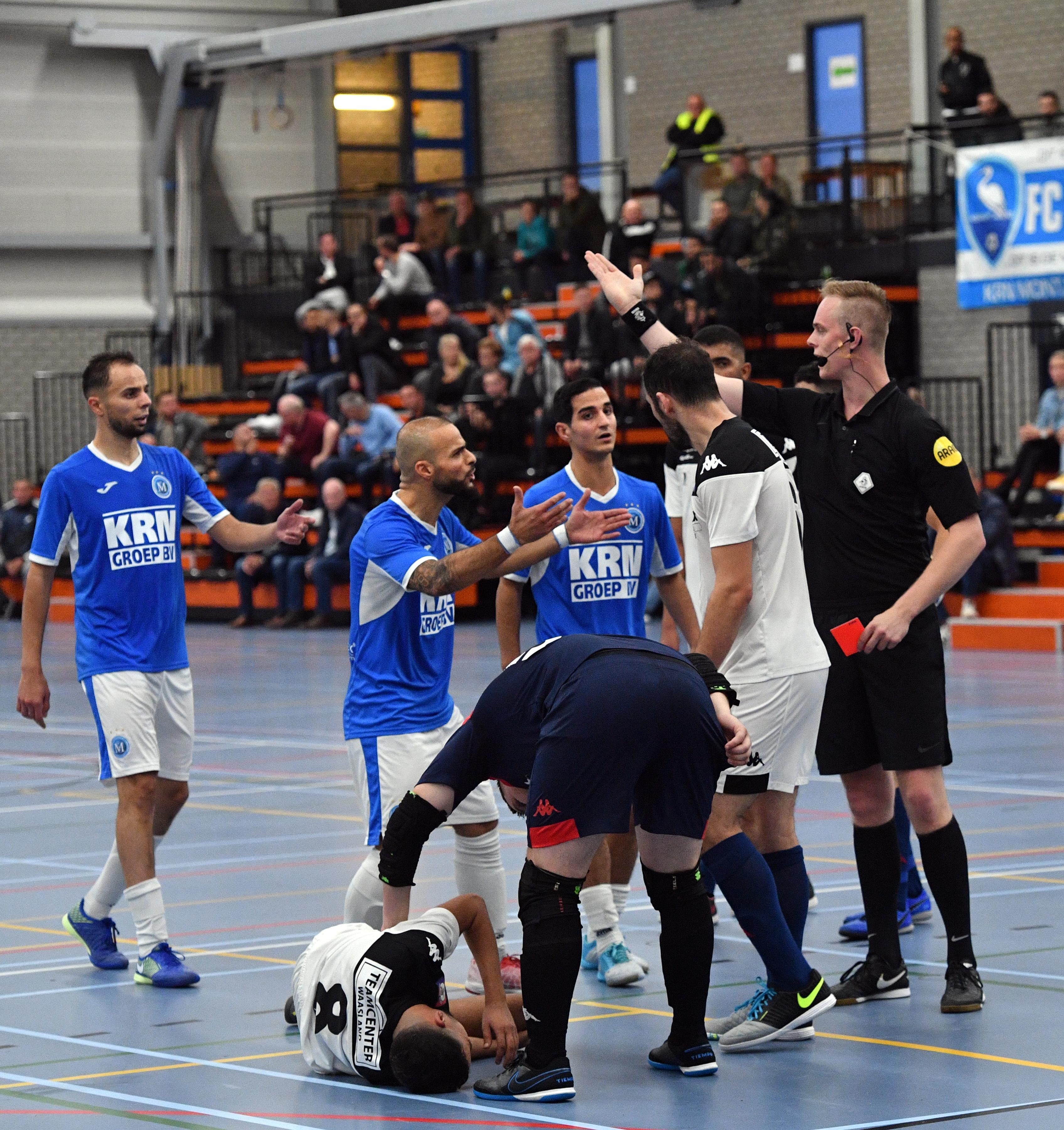 FC Marlène lijdt tegen FCK/De Hommel eerste nederlaag in nog prille competitie: 'Deze nederlaag kan niets veranderen aan ons vertrouwen op een mooi jaar'