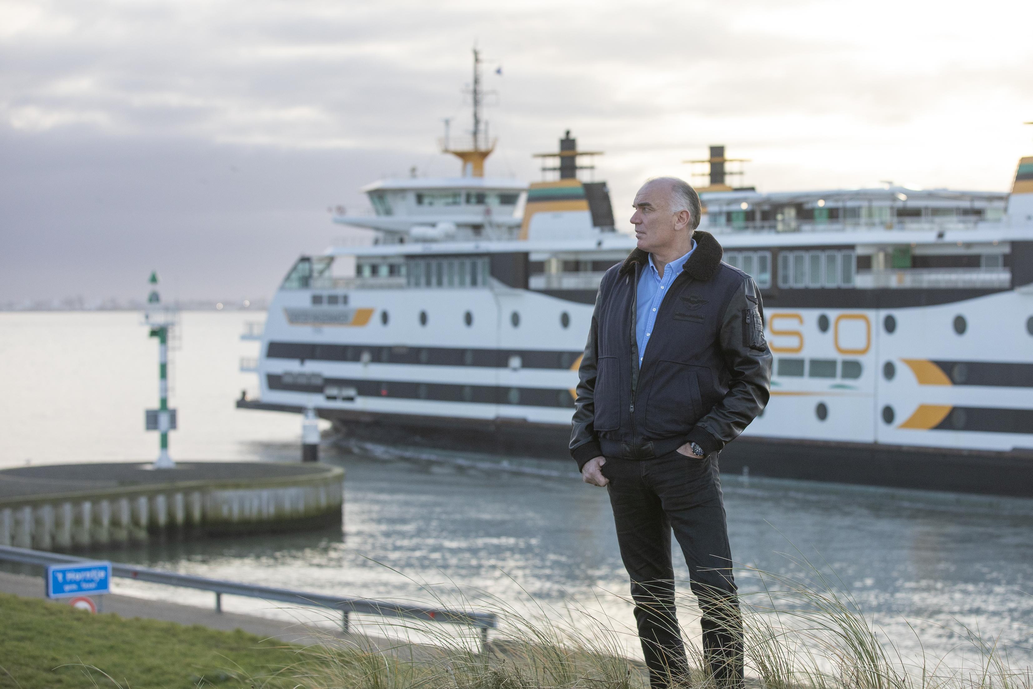 Verhaal zaalvoetballers Texel zelfs verteld op nationale televisie. Coach Martijn de Veij: 'We gaan alleen met de boot heen en weer, niet drie weken op vakantie'
