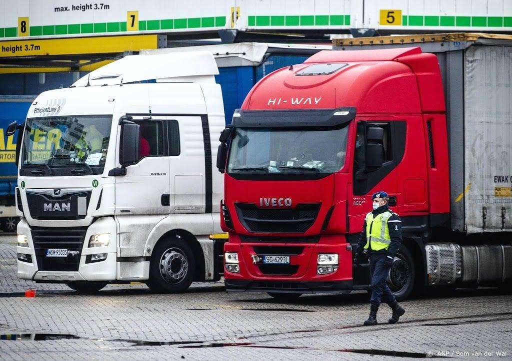 'Vrachtwagenheffing stap dichterbij gekomen'