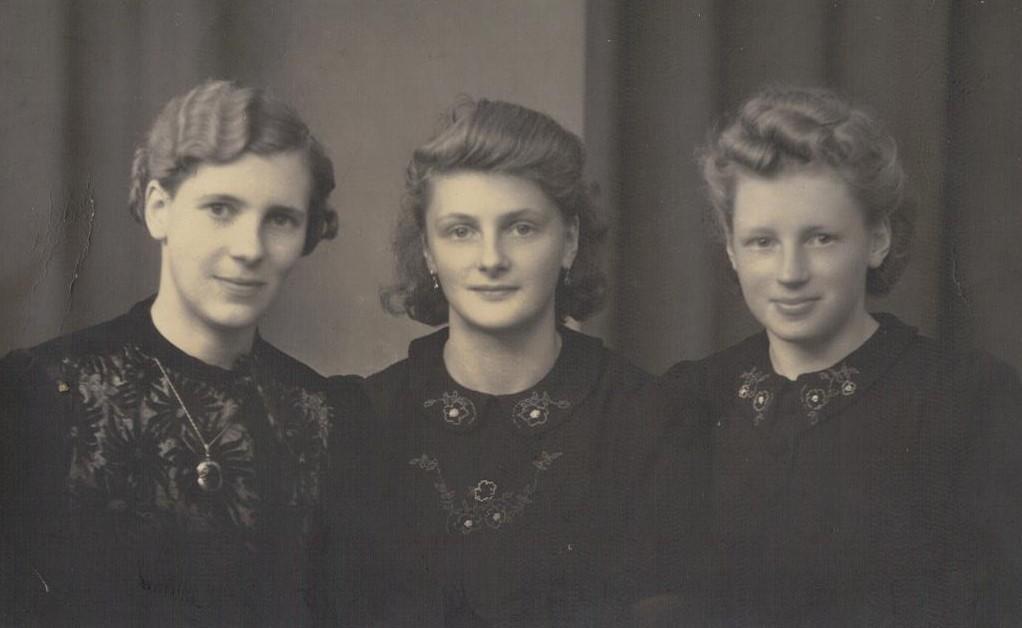 'Dansen in het Joods Werkdorp, dat was vrijheid. En spannend'. Lies Peters-Doves (92) was een van 'drie mooie meiden, onbeschadigd en schoon'