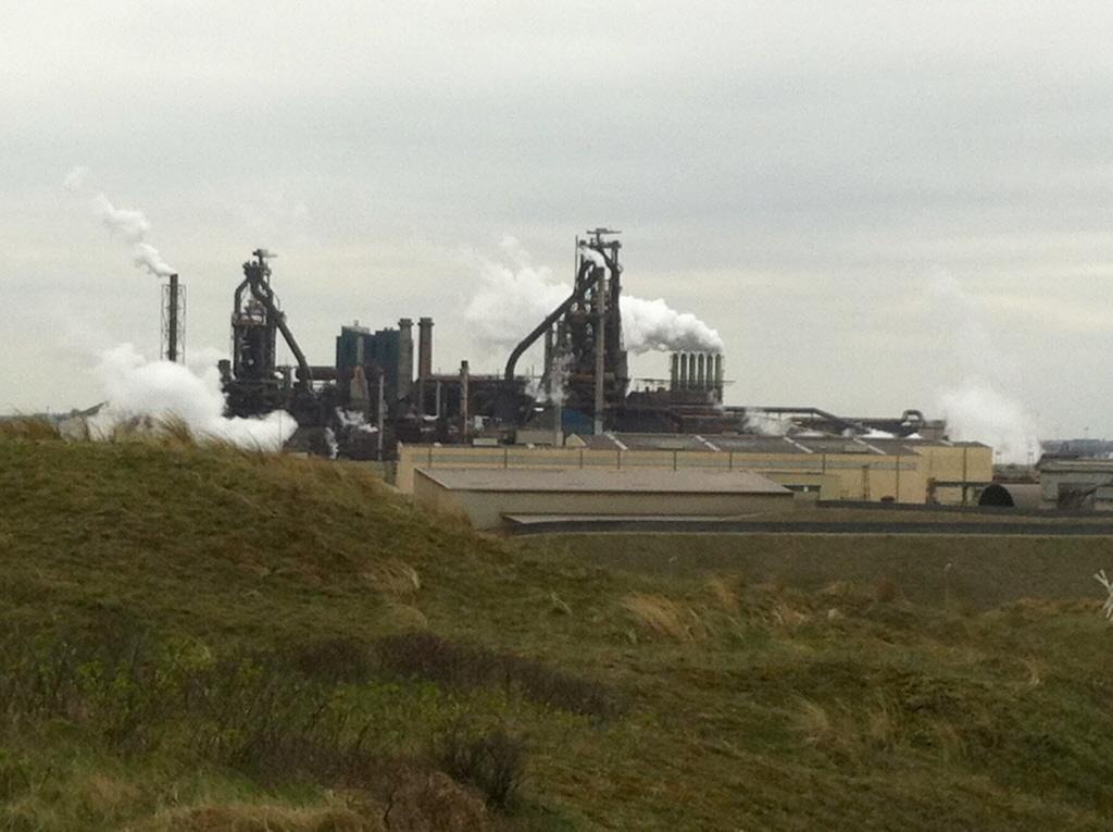 'Stof Wijk aan Zee kwam van Tata-opslag of Harsco'