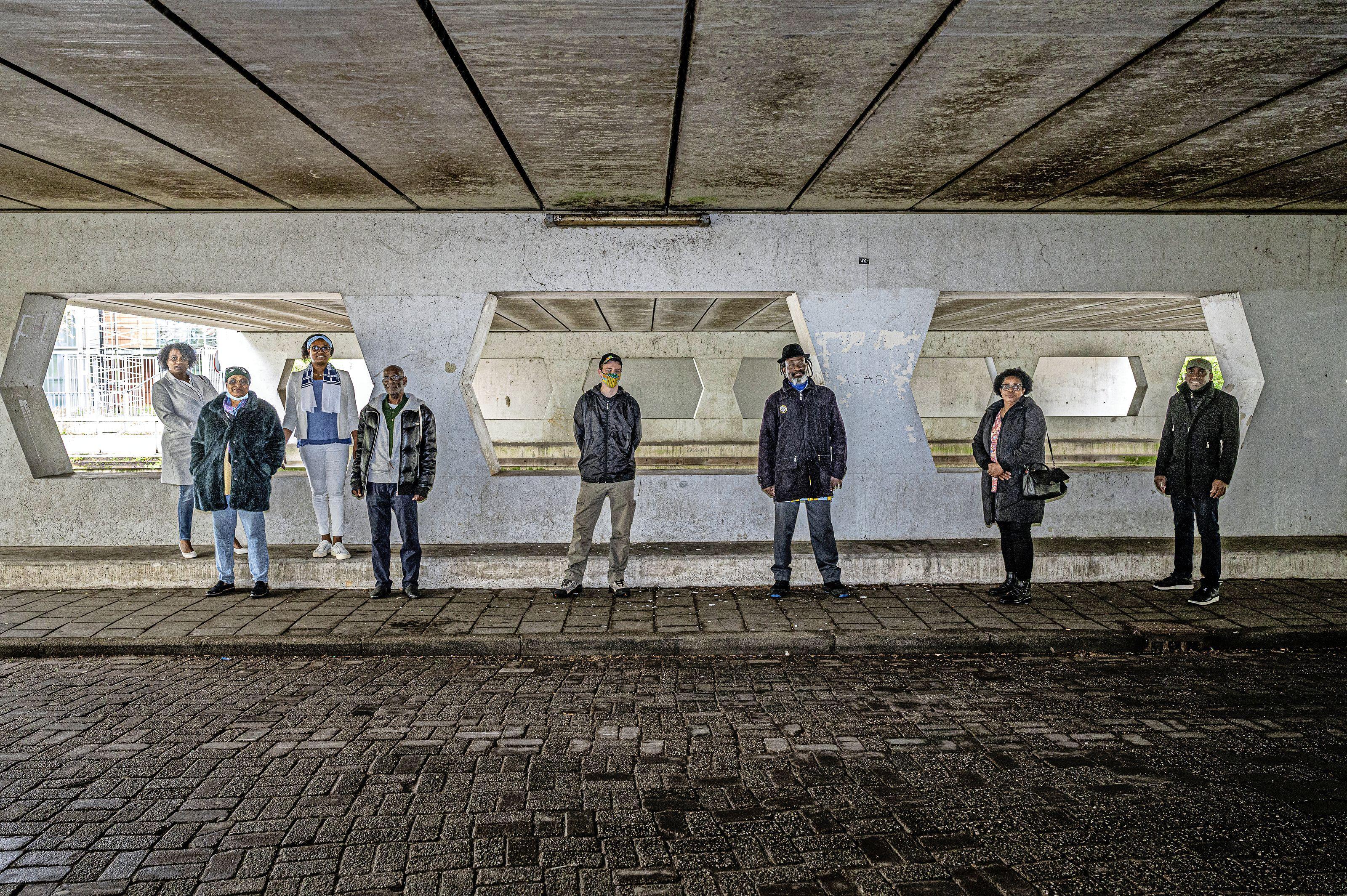 Niet meer herdenken op een verkeersbrug: Anton de Kom krijgt een echte gedenkplaats in Zaandam