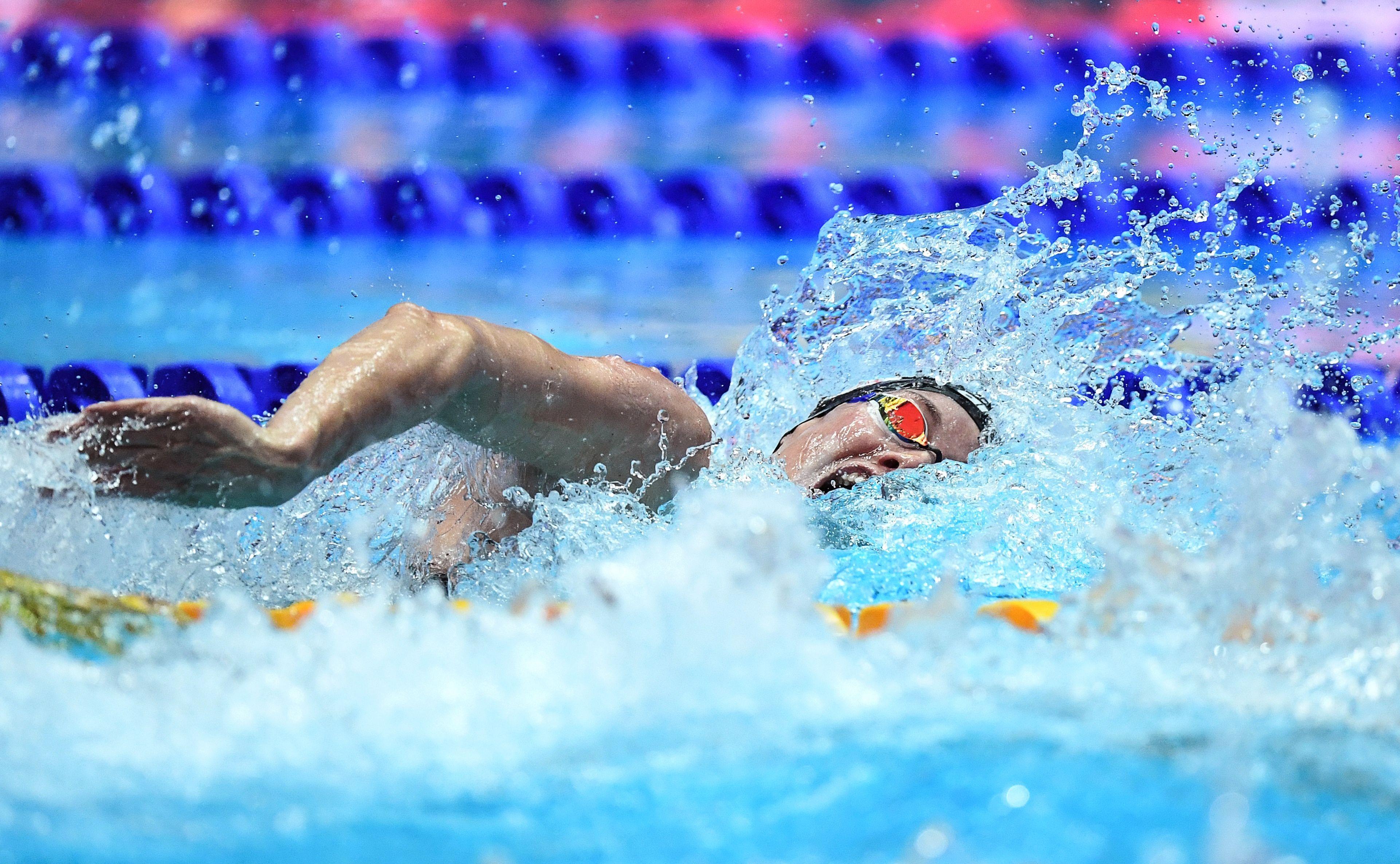 Heemskerk naar finale 100 vrij op WK zwemmen, 'Kromo' niet