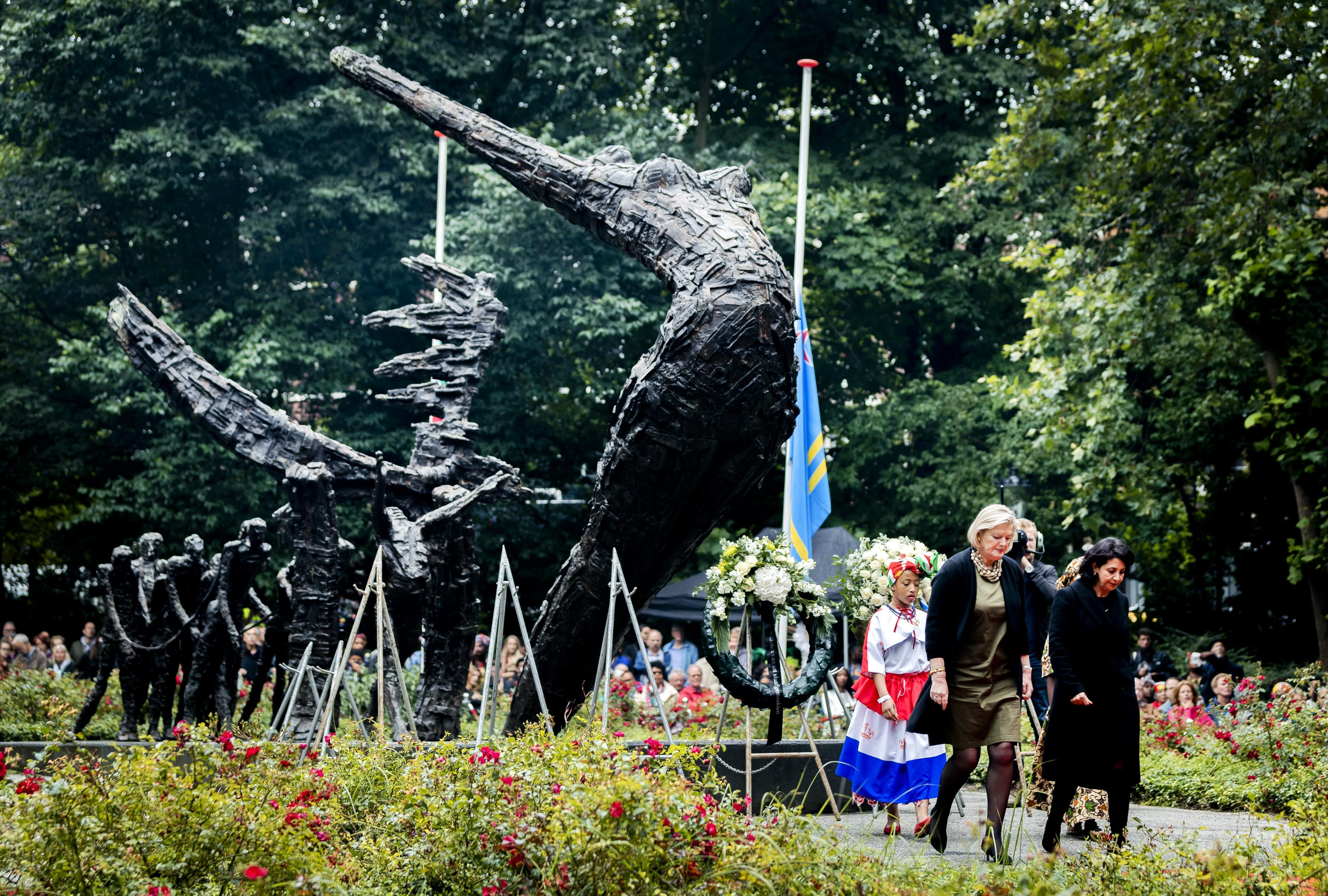 Onderzoek: Hollandse economie dreef op slavenarbeid