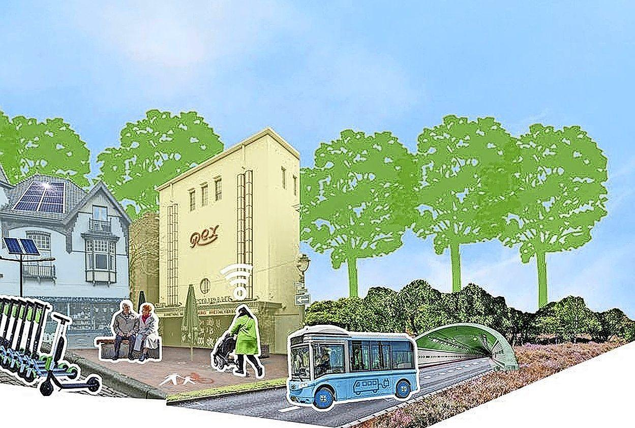 Hilversumse politiek ziet niets in een Noordoost-tunnel: 'Is dit soms om een weg over de hei naar binnen te fietsen?'