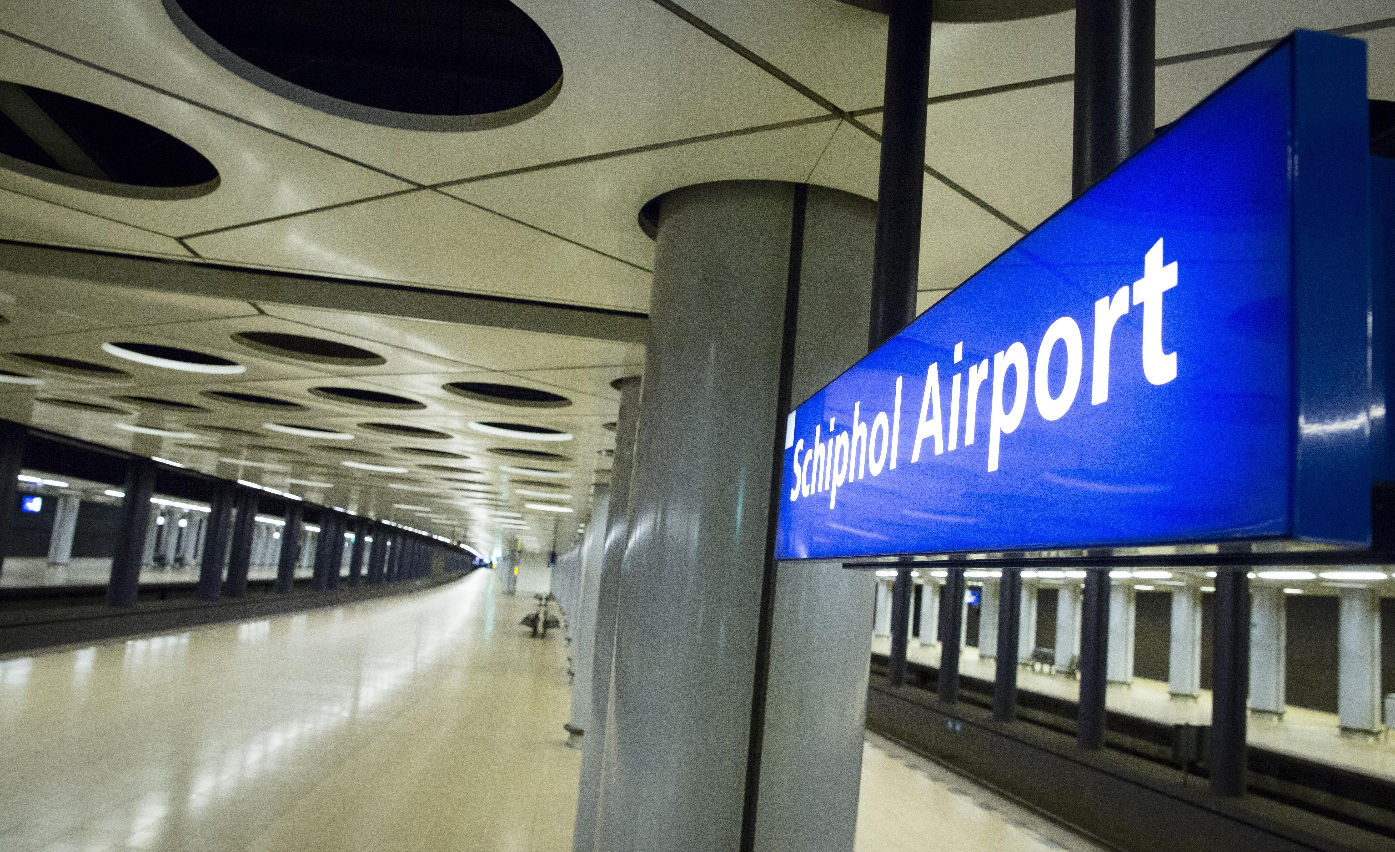 Schiphol wil snel ov-netwerk uitbreiden