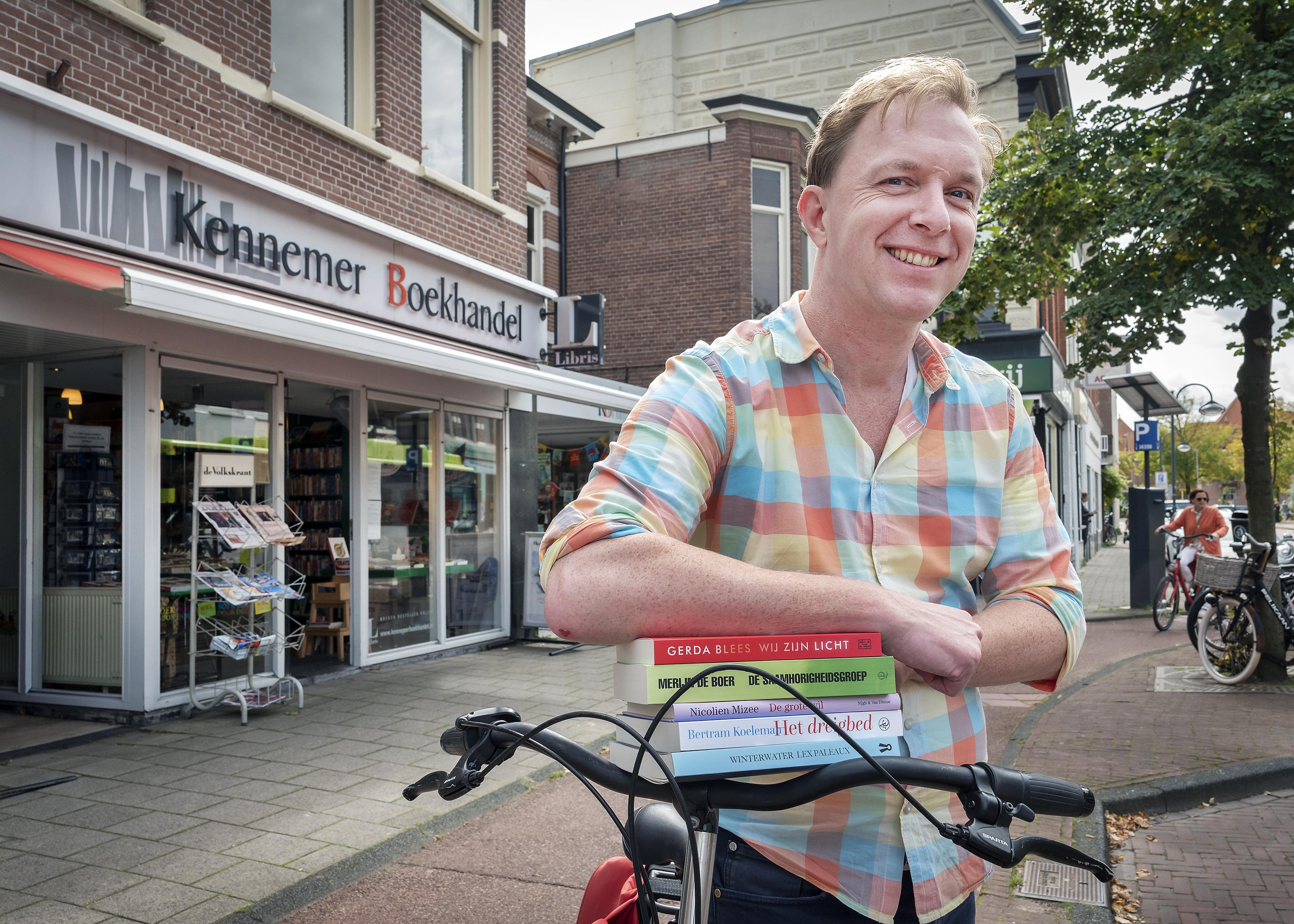 Vraagtekens en ongeloof bij ontslagen Athenaeum: de betere boekhandel in regio Haarlem floreert juist in coronacrisis