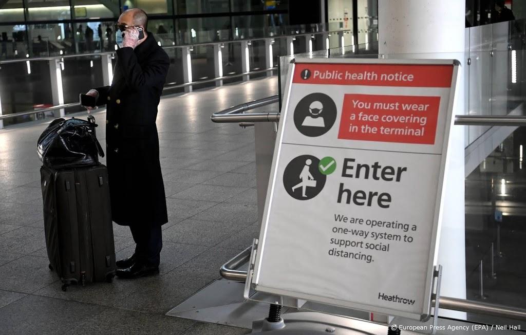 Britse 'coronaminister' roept op geen zomervakantie te boeken