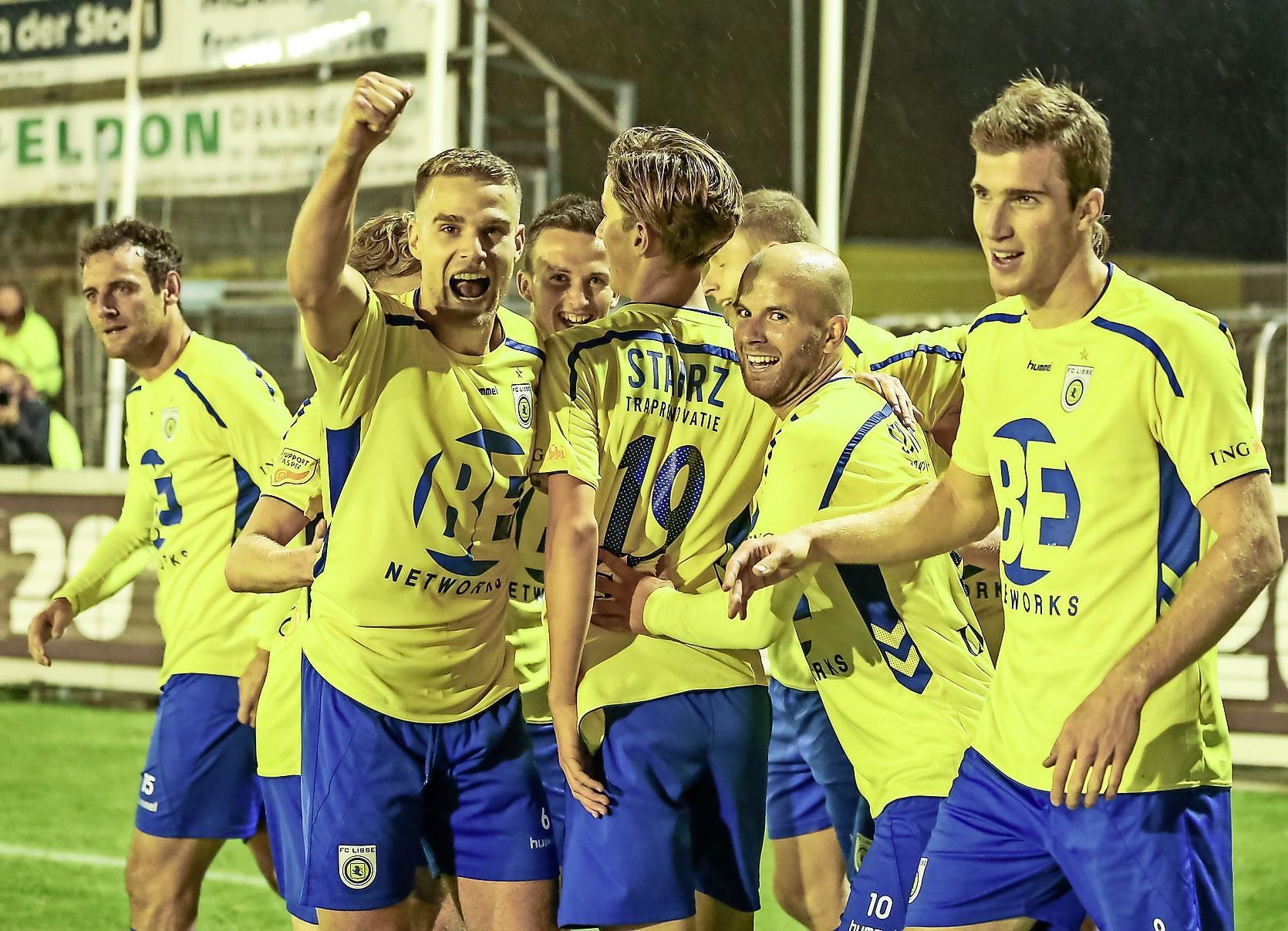 VVSB vrijgeloot, FC Lisse naar Blauw Geel voor KNVB beker