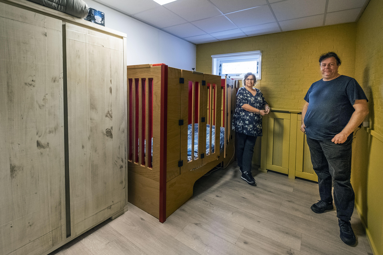 Stichting KanZ opent logeerhuis voor kinderen en jongvolwassenen met een meervoudige beperking. 'Als ouders heb je af en toe ook tijd nodig voor elkaar'