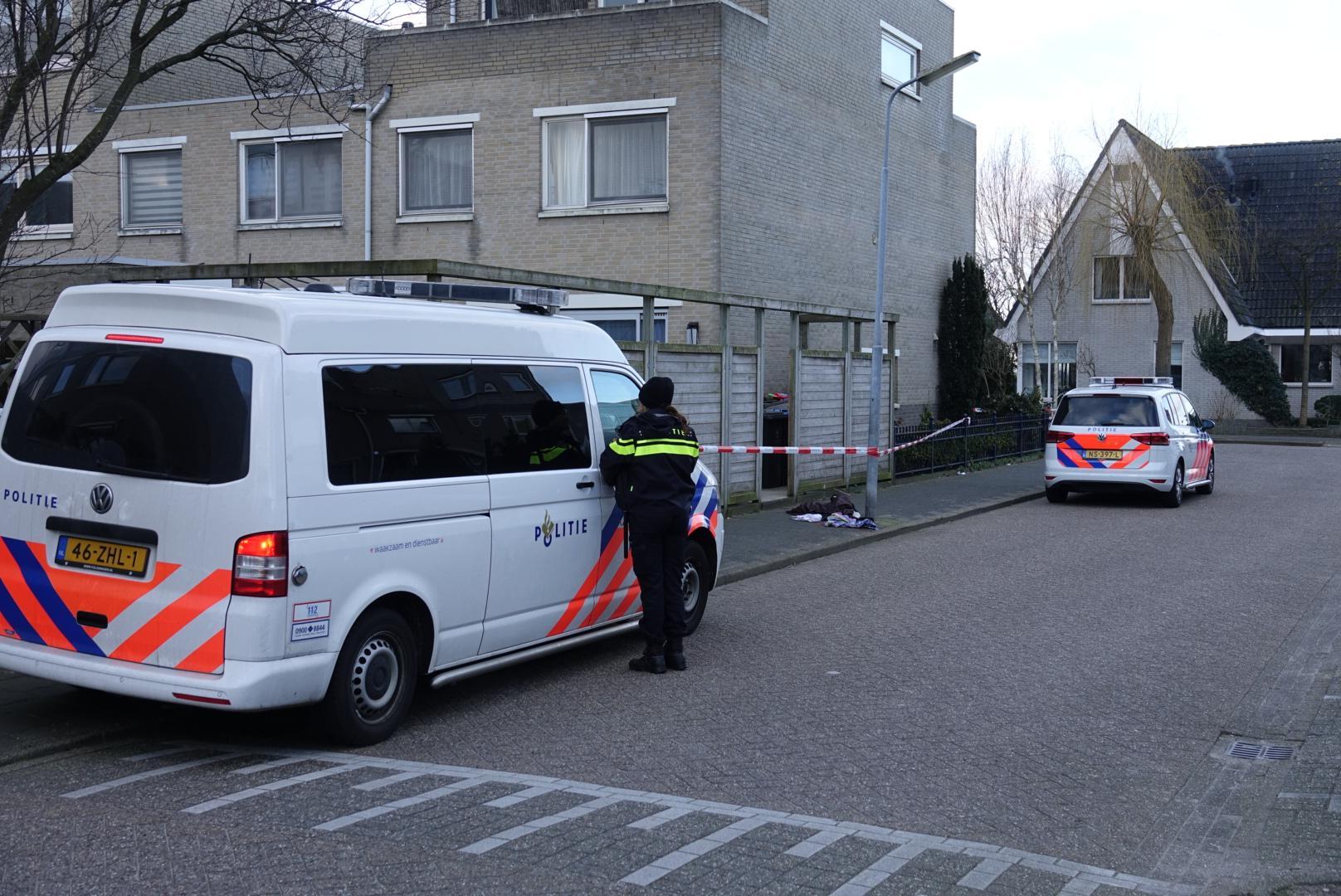 Steekpartij in woning aan de H. Soeteboomstraat in Zaandam