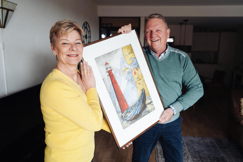 Oud-politieman Kees Takken houdt van Den Helder; 'Weer met rechte rug door stad heen lopen'