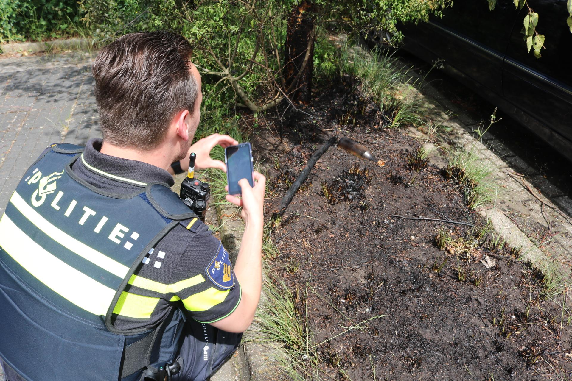 Onderzoek naar brandjes in Noordwijk en Rijnsburg