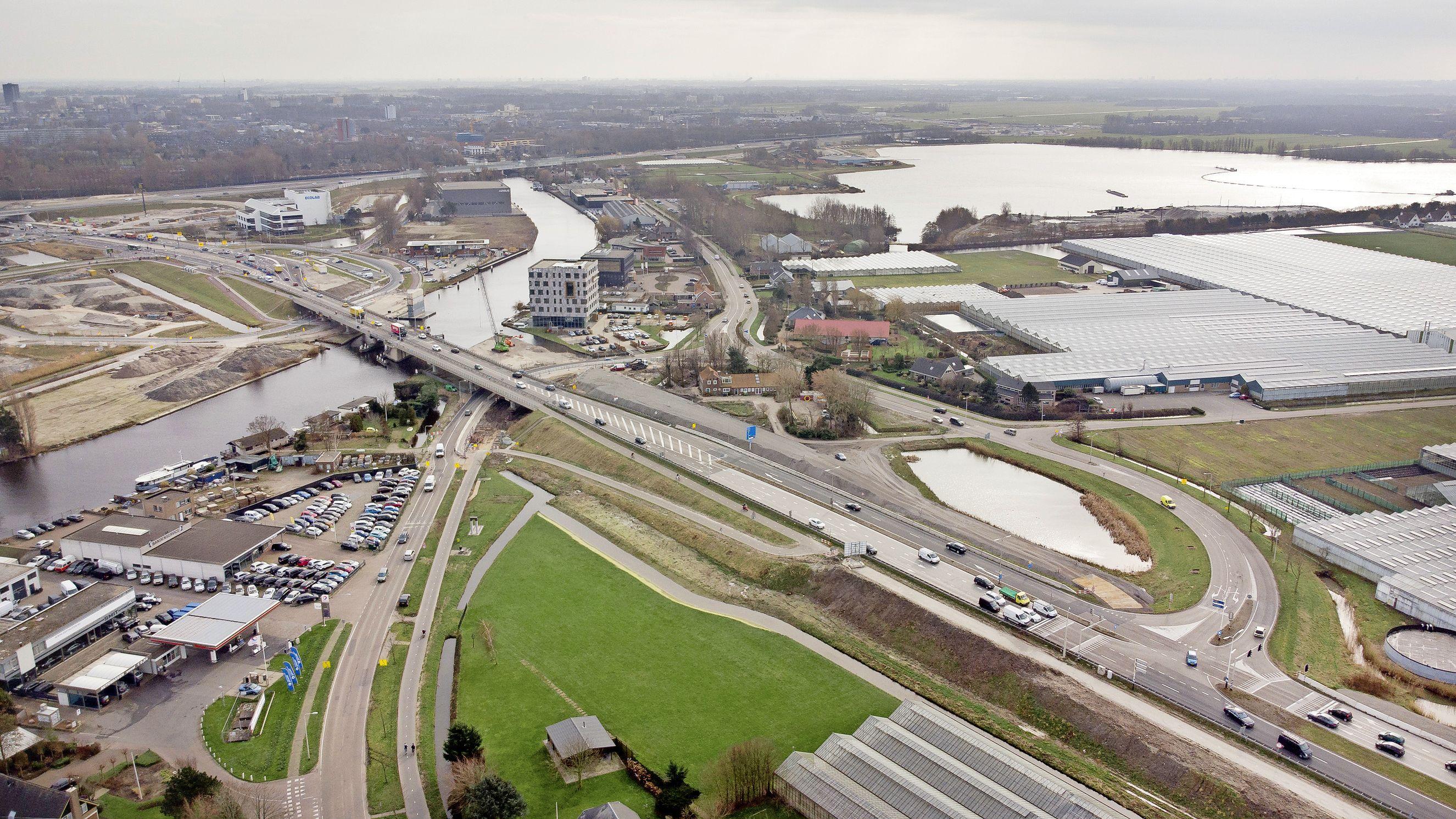 Wassenaar ziet legesopbrengst Rijnlandroute grotendeels verdampen: geen ruim drie miljoen euro, maar drie ton