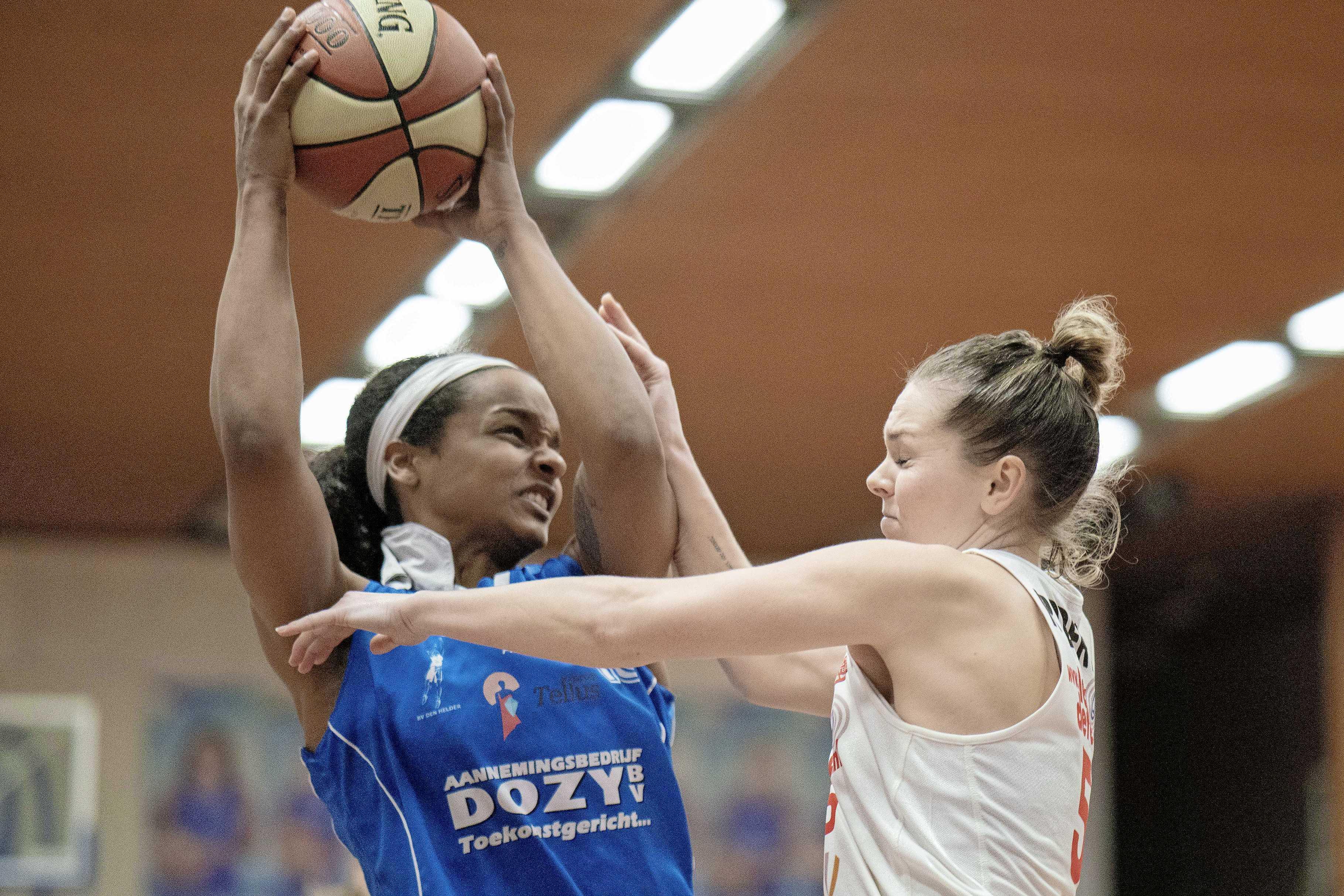 Basketbalduo van Den Helder kan met Oranje geschiedenis schrijven. Suns vervroegd tegen Leiden vanwege verwachte winterweer