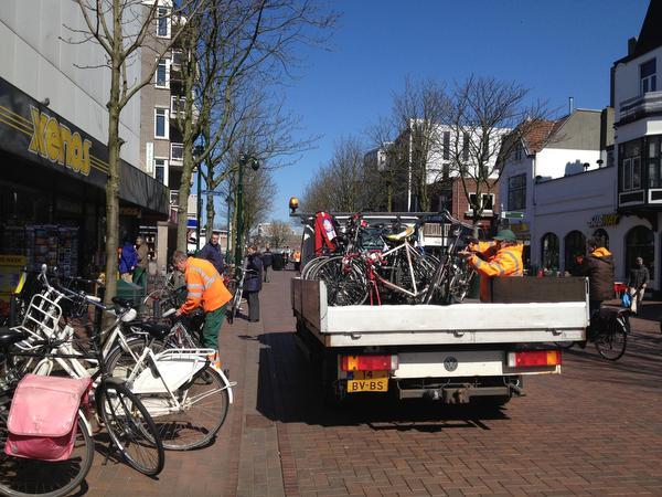 Fietsendrama Hilversum aangepakt