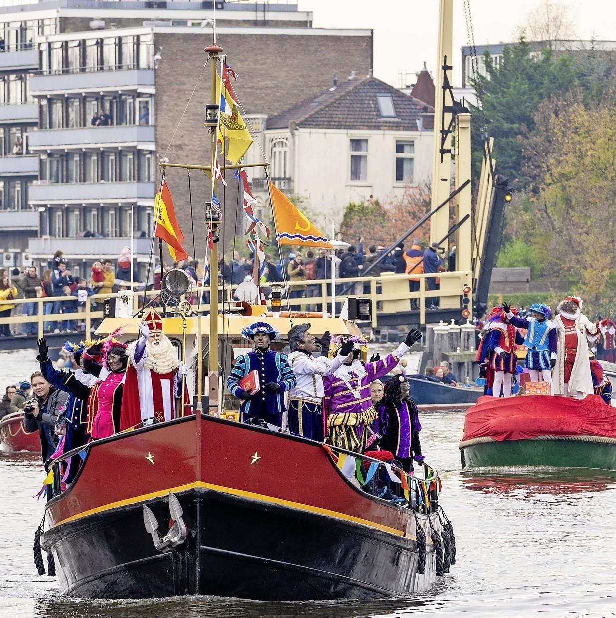 Leiden is nog steeds niet helemaal Zwarte Piet-vrij, en dat moet wel, meent actiegroep