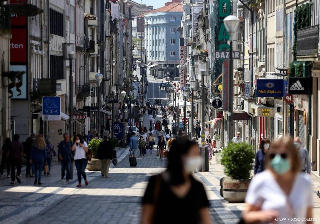 Reisadvies Portugal dinsdag naar oranje