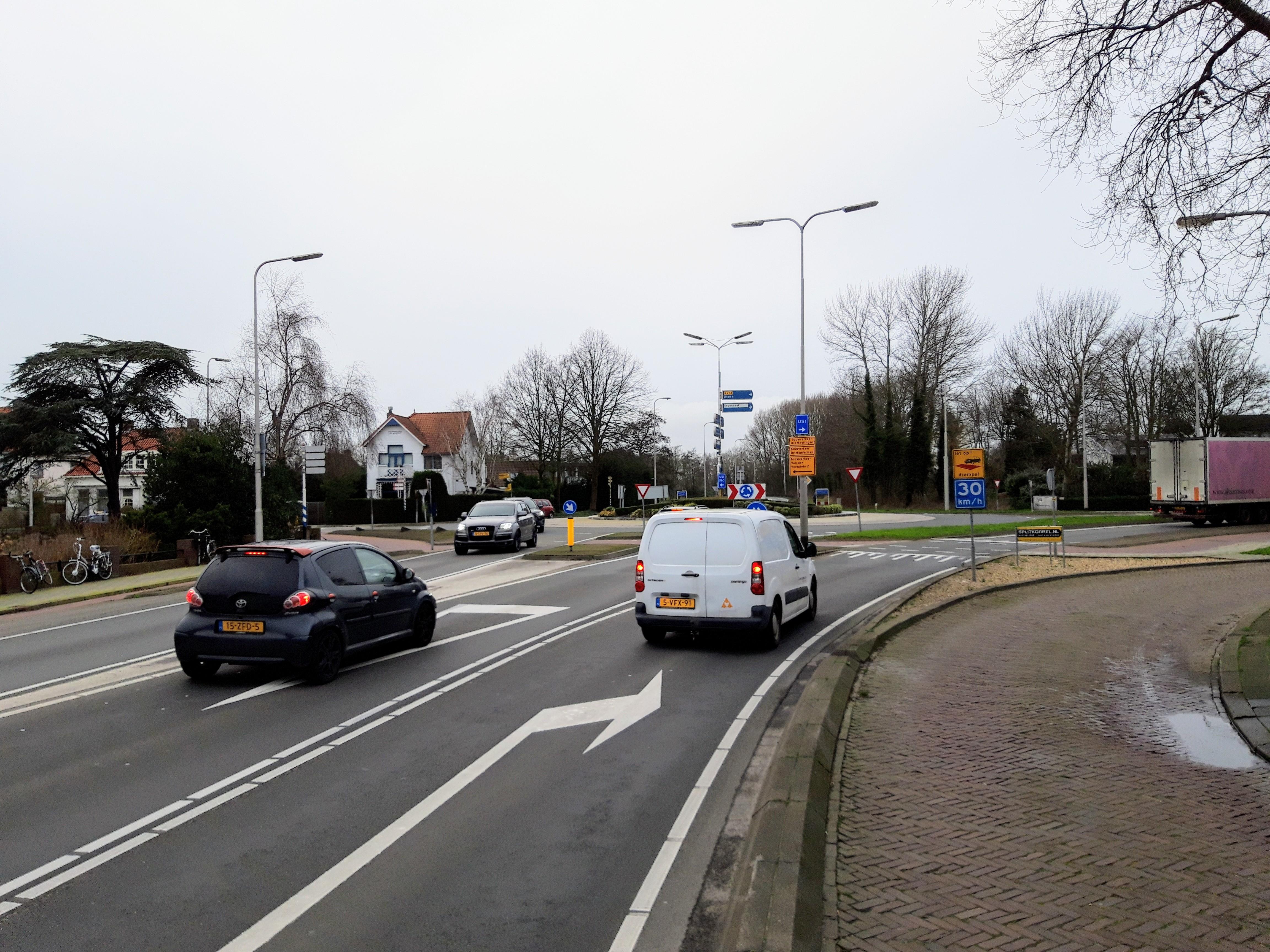'Minder auto's moet in Teylingen uitgangspunt zijn voor mobiliteitsplan'