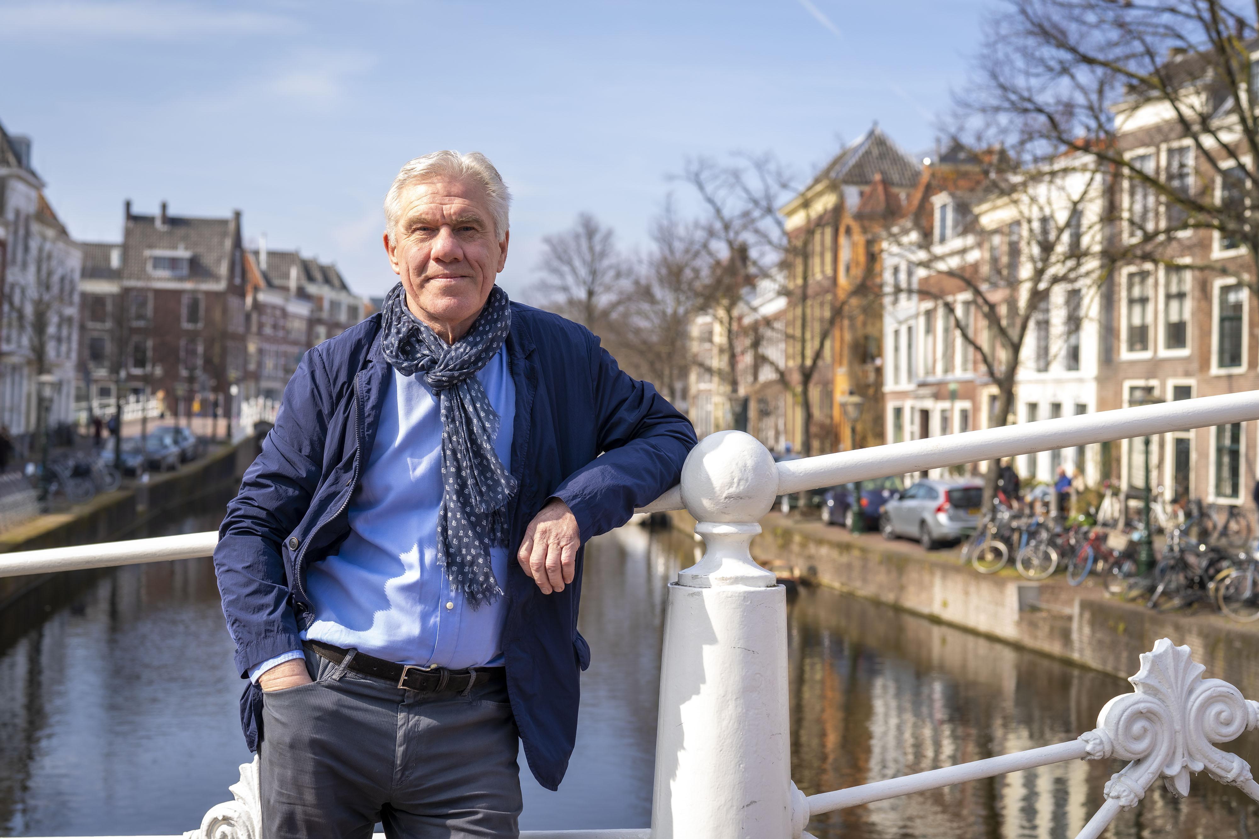 Wim Rijsbergen – Leidens trots – zet zich nu in voor zijn eigen stad
