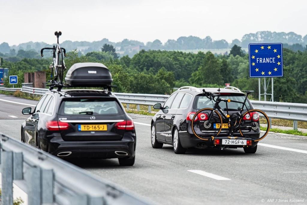 Vrijdag ruim 1000 kilometer file op Franse wegen