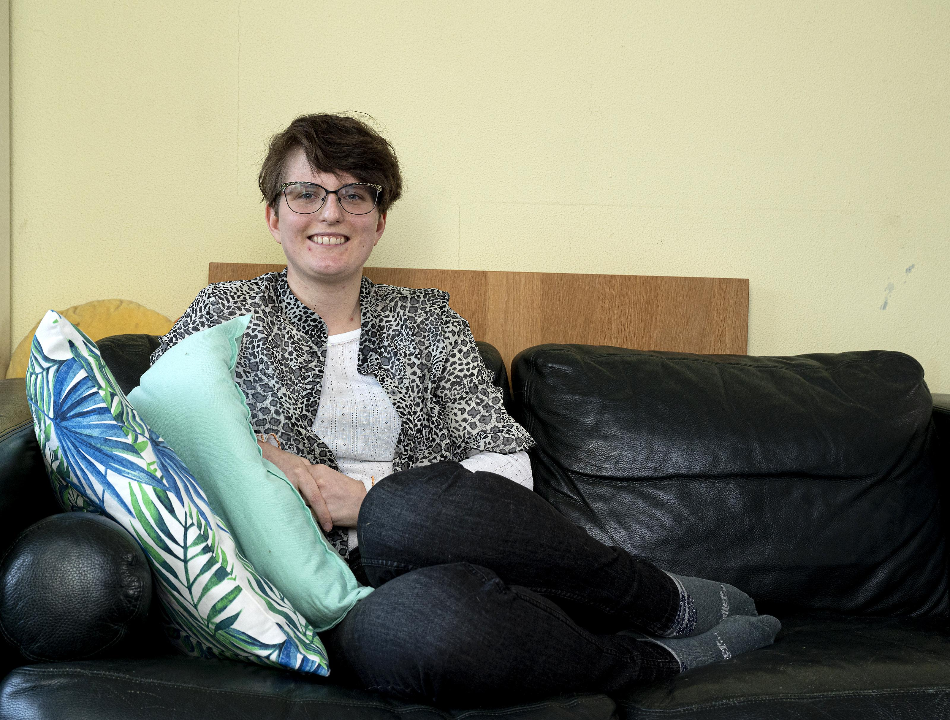 Lopen voor Lyme: erkenning en geld voor Wormerse Simone Verver met ernstige ziekte