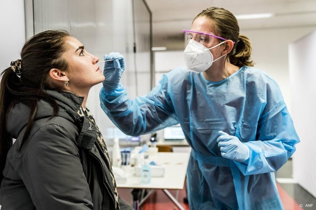 Uitbreiding proef met sneltesten van studenten in Groningen