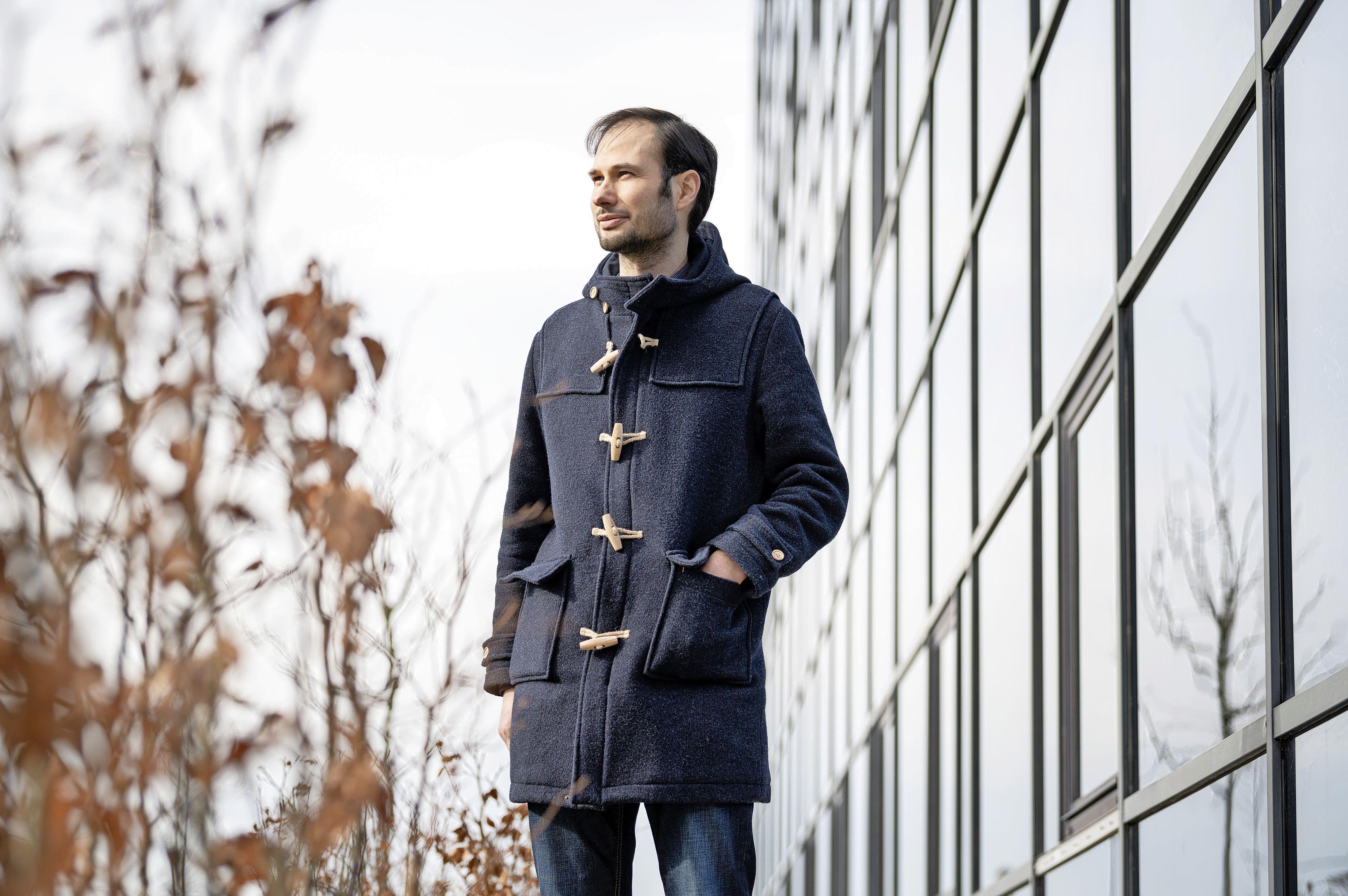 Digitaal onderwijs bevalt milieukundige Alexander van Oudenhoven wel - 'wat mij betreft komt de oude vorm van college geven nooit meer terug'